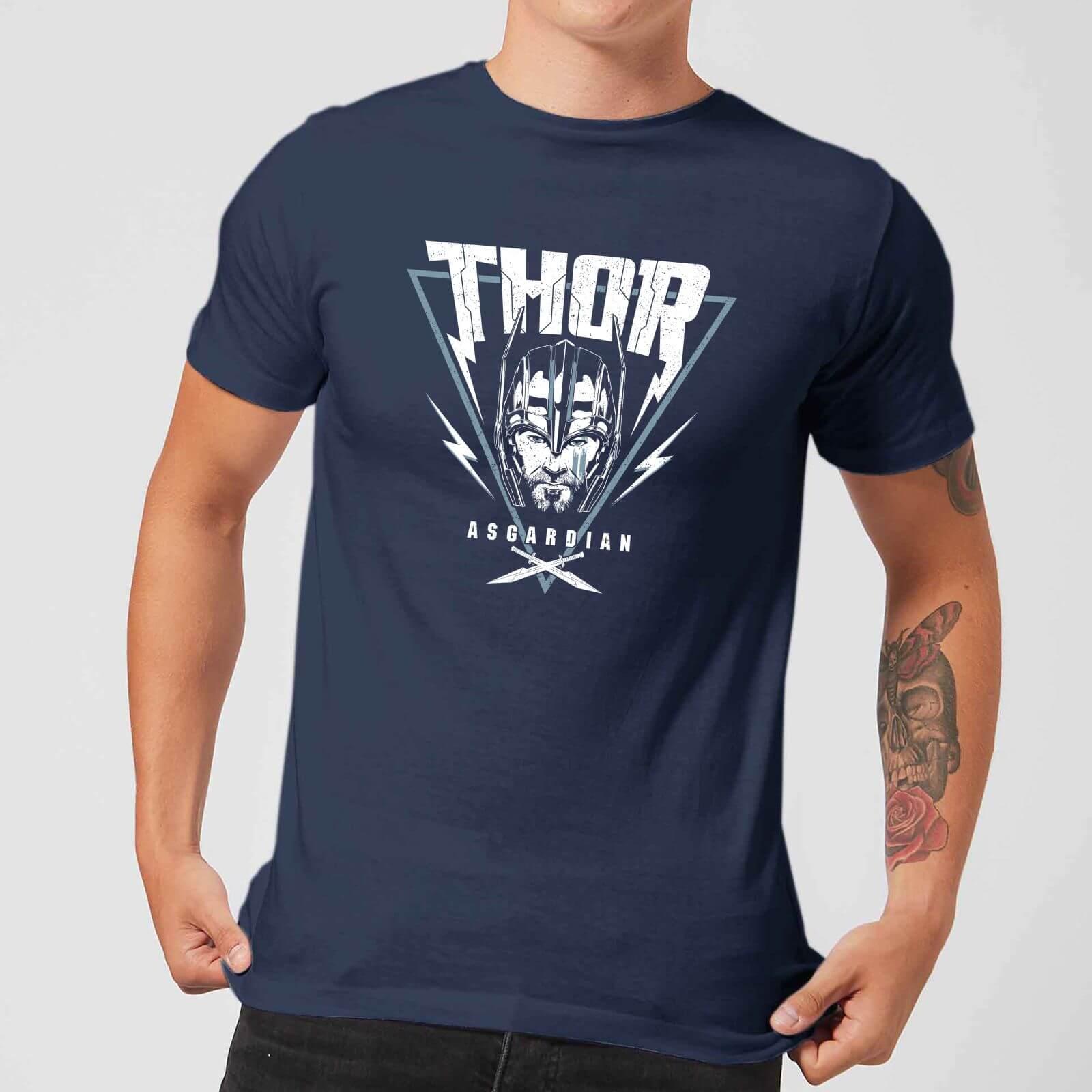 OfferteWeb.click 95-t-shirt-marvel-thor-ragnarok-asgardian-triangle-navy