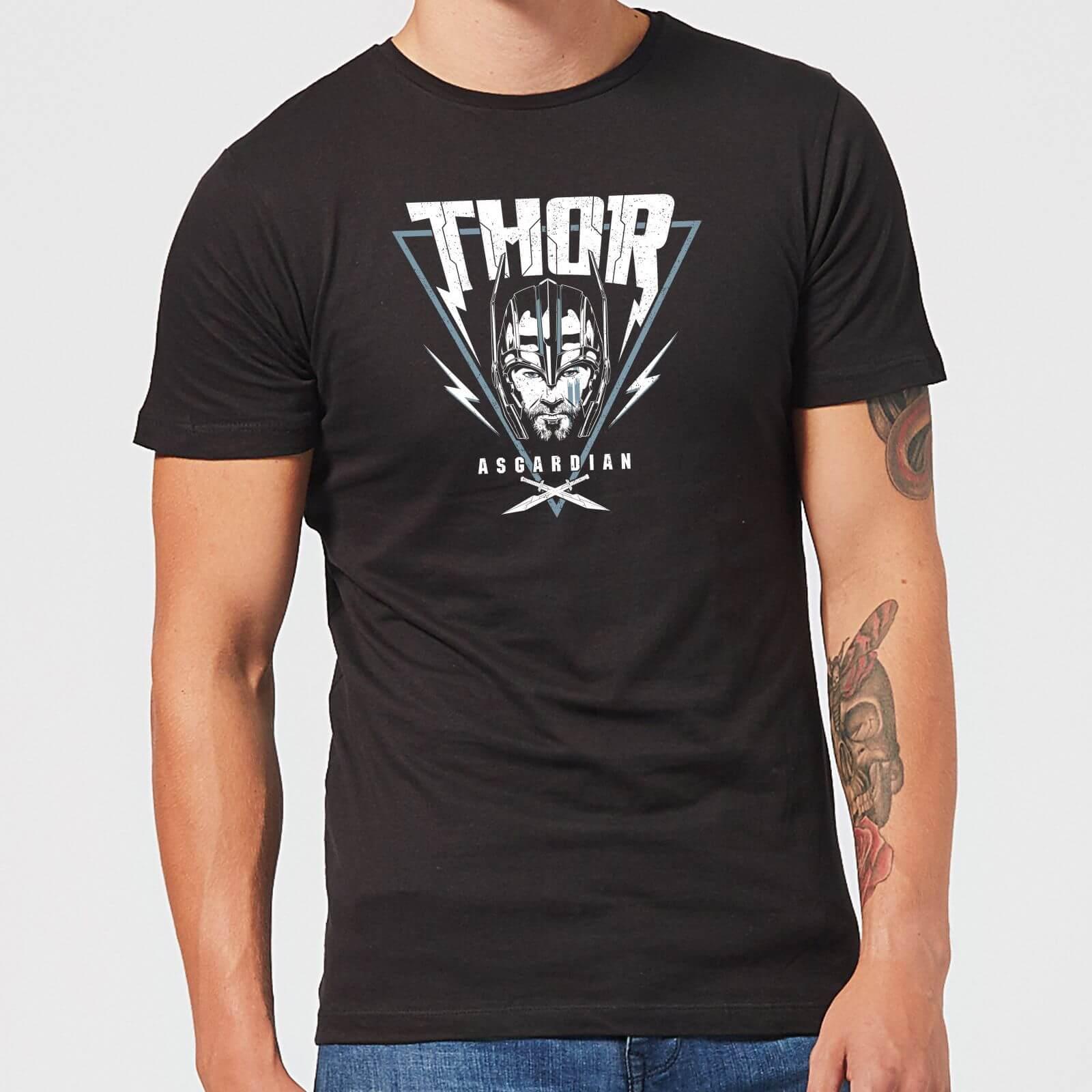 OfferteWeb.click 48-t-shirt-marvel-thor-ragnarok-asgardian-triangle-nero