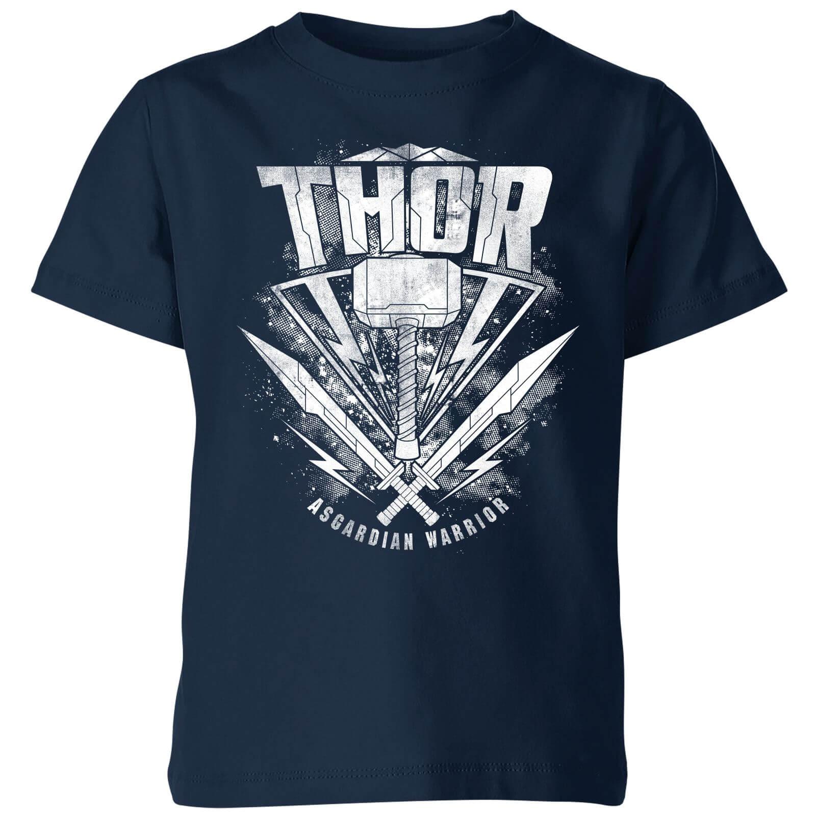 OfferteWeb.click 56-t-shirt-marvel-thor-ragnarok-thor-hammer-logo-navy