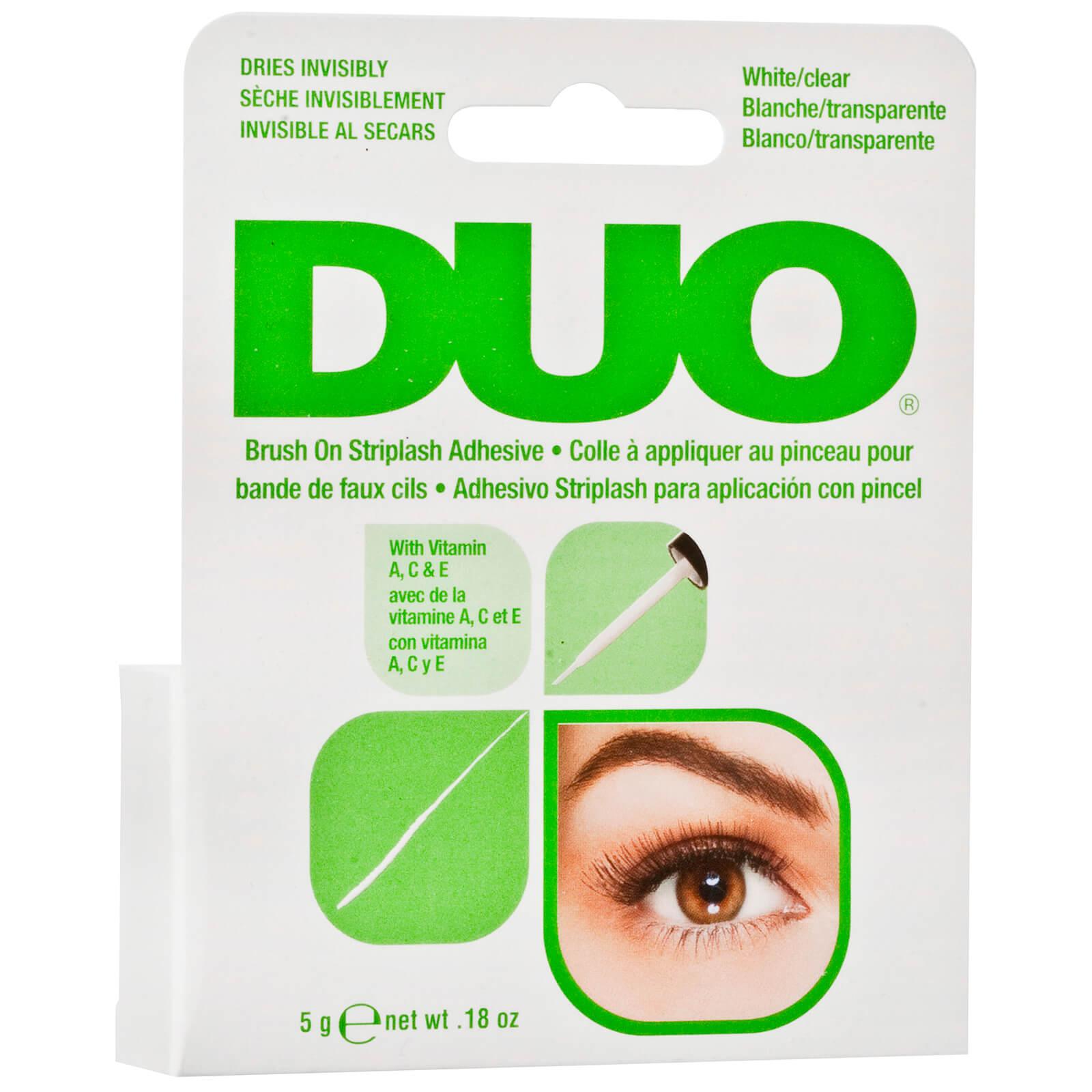 Купить Duo Brush On Striplash Adhesive - White/Clear (5g)
