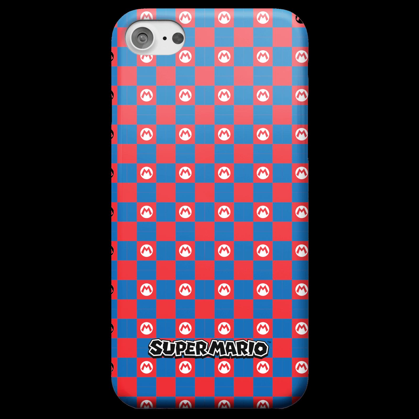 OfferteWeb.click 88-cover-telefono-nintendo-super-mario-checkerboard-pattern-per