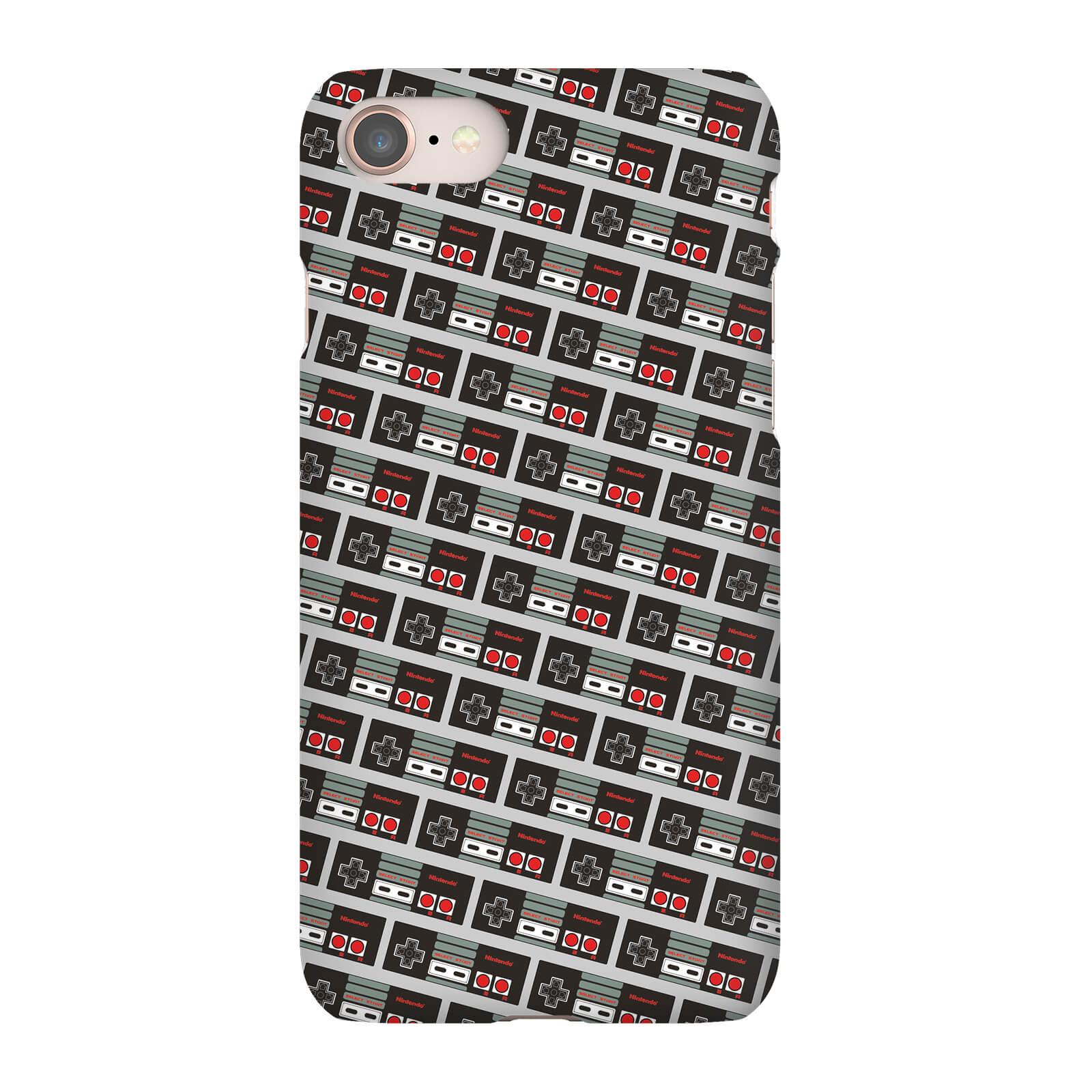 OfferteWeb.click 32-cover-telefono-nintendo-nes-controller-pattern-per-iphone-e