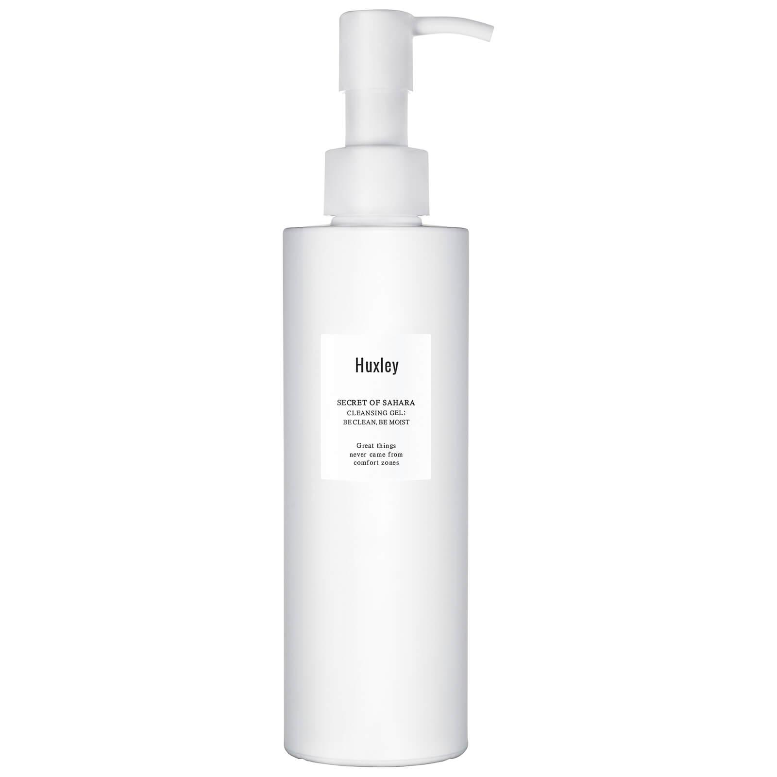 Очищающий и увлажняющий гель для умывания Huxley Be Clean, Be Moist Cleansing Gel 200мл