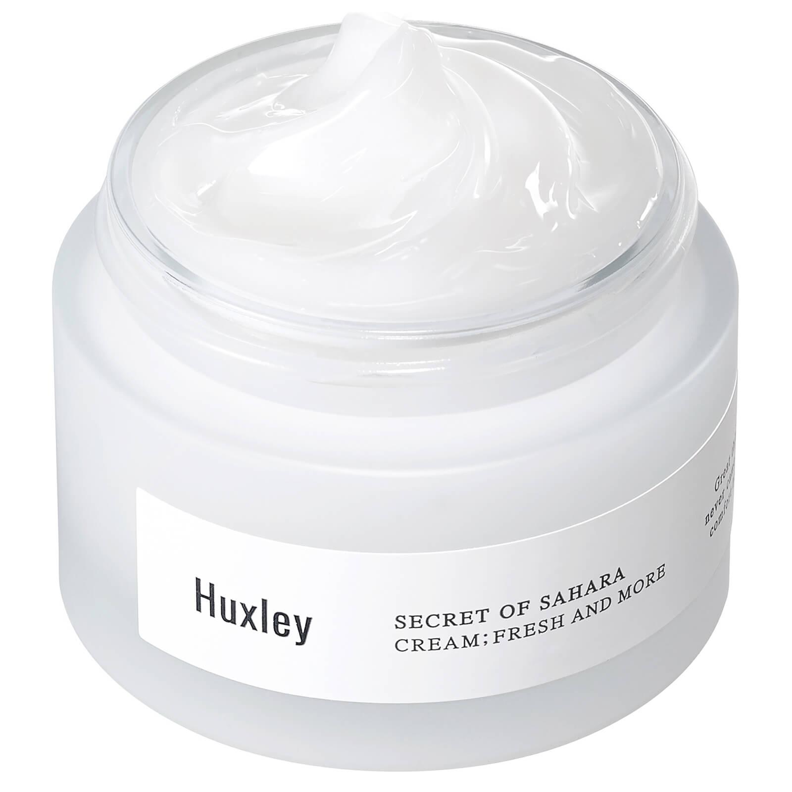 Освежающий гипоаллергенный легкий гель-крем Huxley Fresh and More Cream 50мл  - Купить