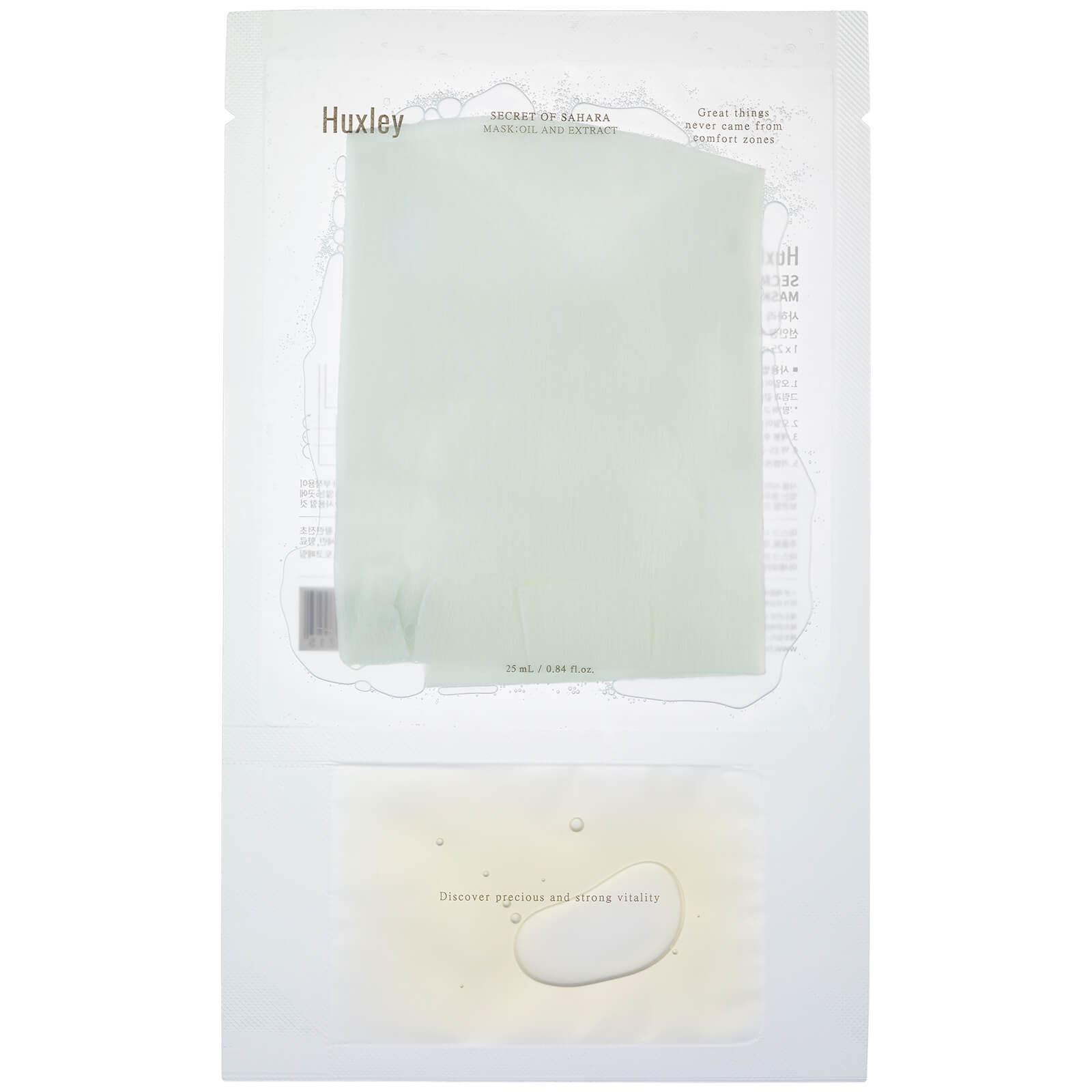 Купить Тканевая маска для лица с экстрактом и маслом кактуса Huxley Oil and Extract Mask 25мл (3шт.)