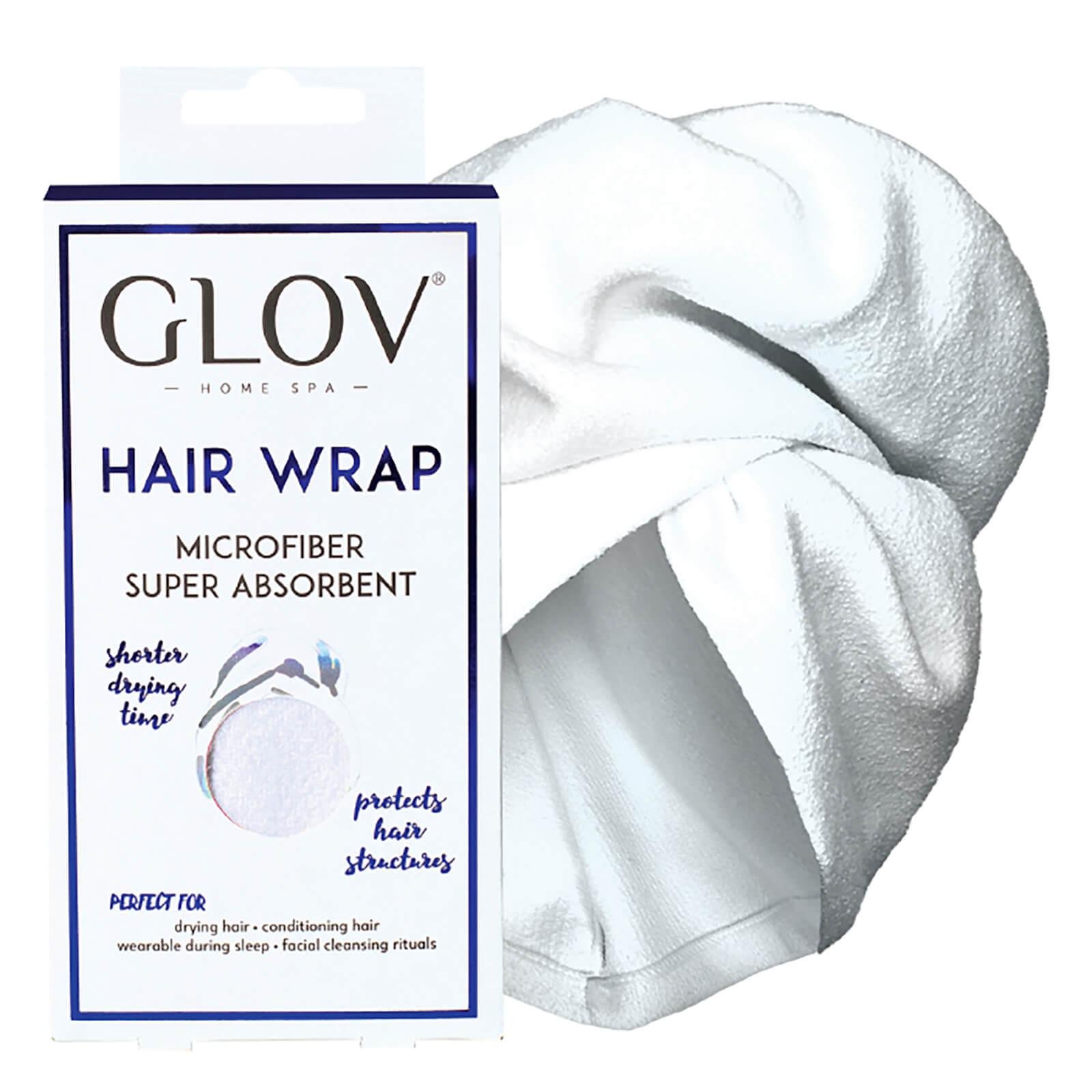 Купить Полотенце из микрофибры для волос GLOV Hair Wrap