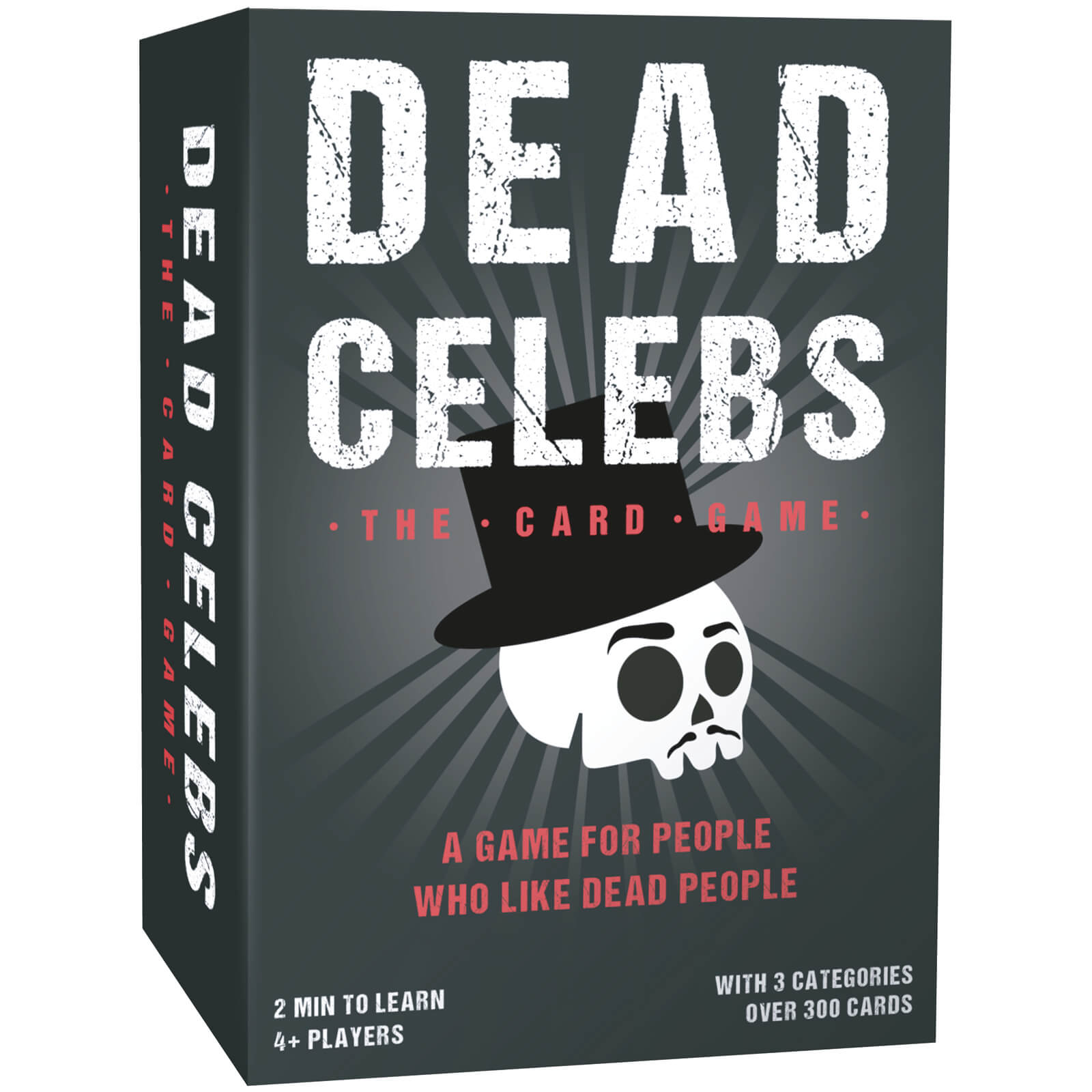 Image of Dead Celeb Card Game