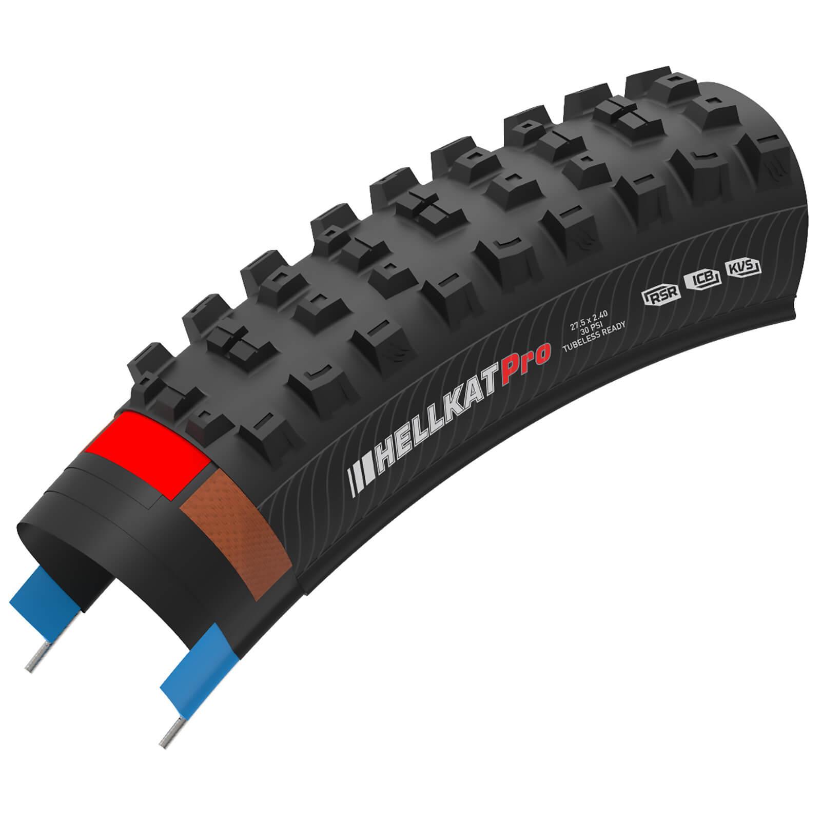 Kenda Hellkat Folding MTB Tire - 27.5   x 2.60  - EN-DTC