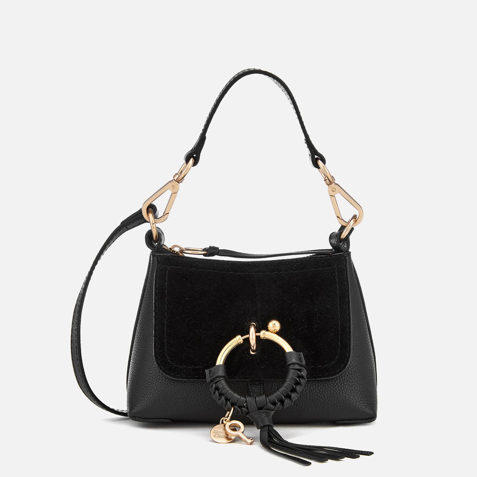 See by Chloé Women's Mini Joan Cross Body Bag - Black