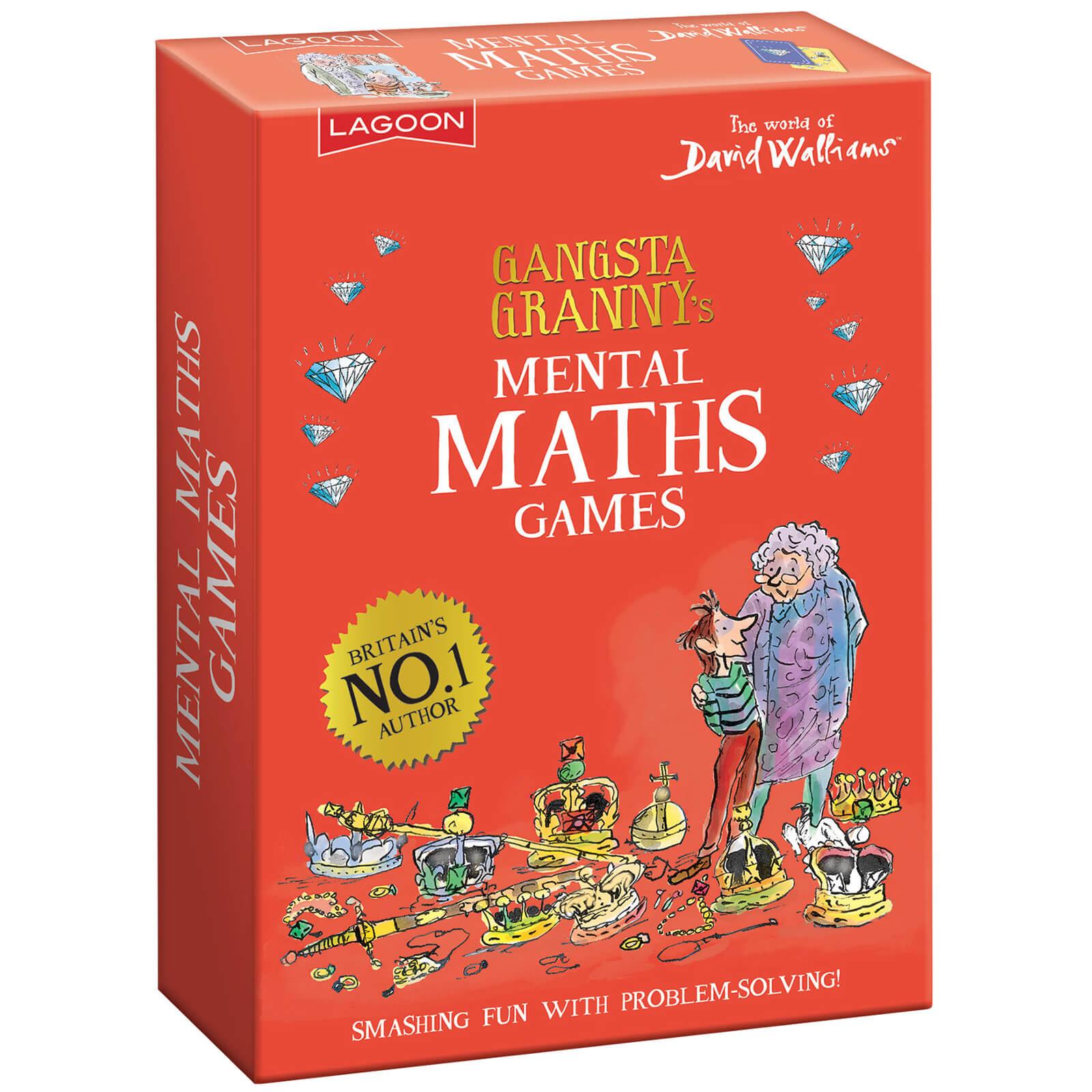 Image of David Walliams Gangsta Granny's Mental Maths Games