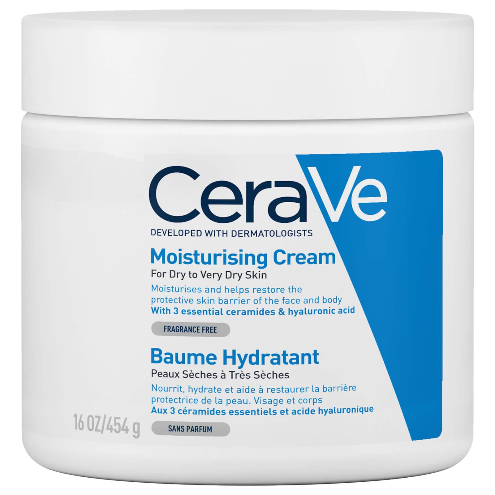Image of CeraVe crema idratante (454 g)