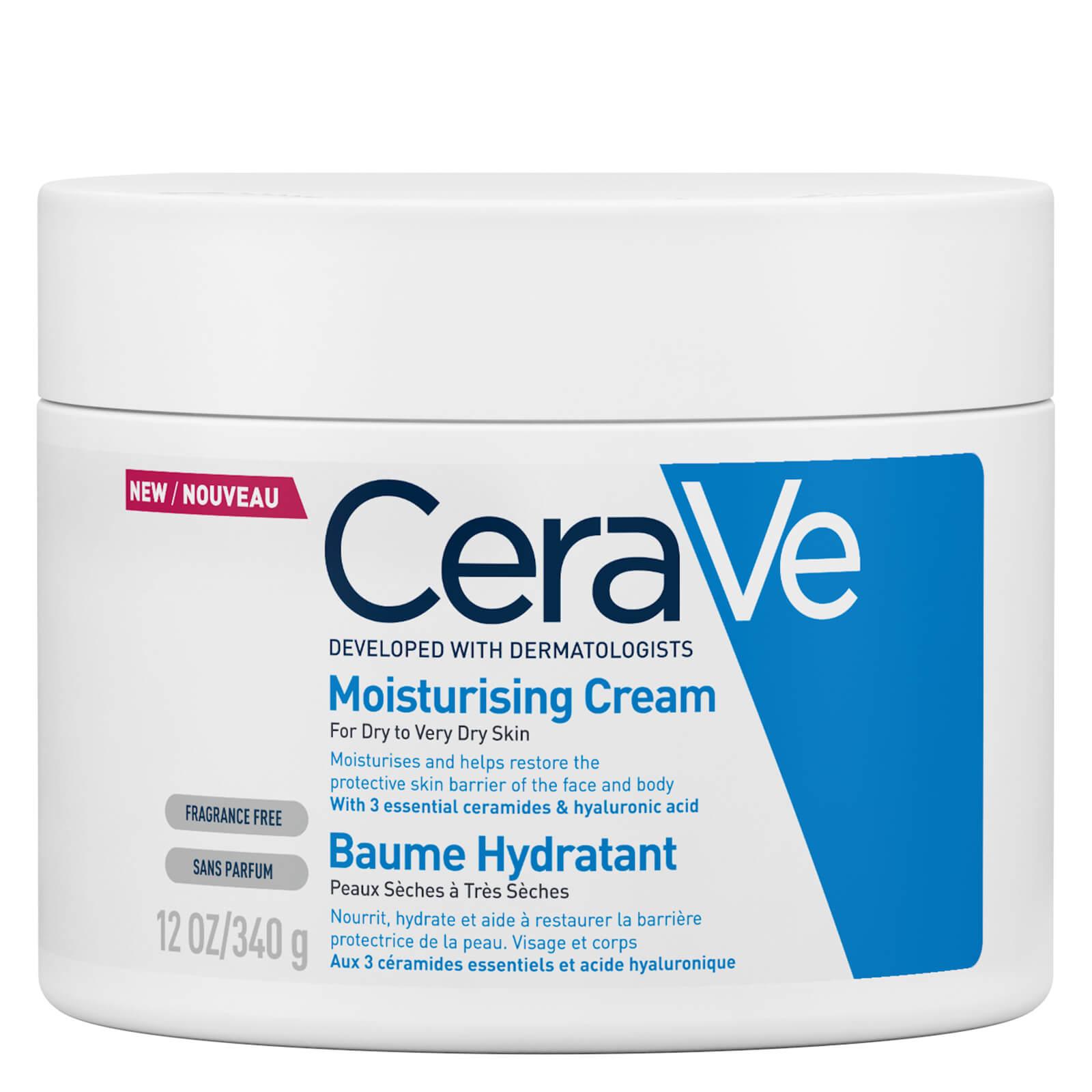 Image of CeraVe crema idratante (340 g)