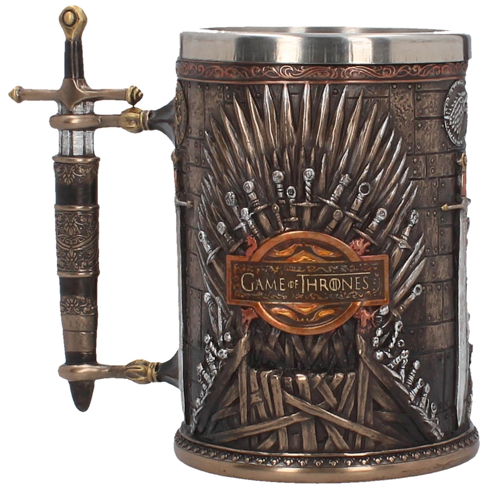 Boccale Il Trono di Spade Iron Throne