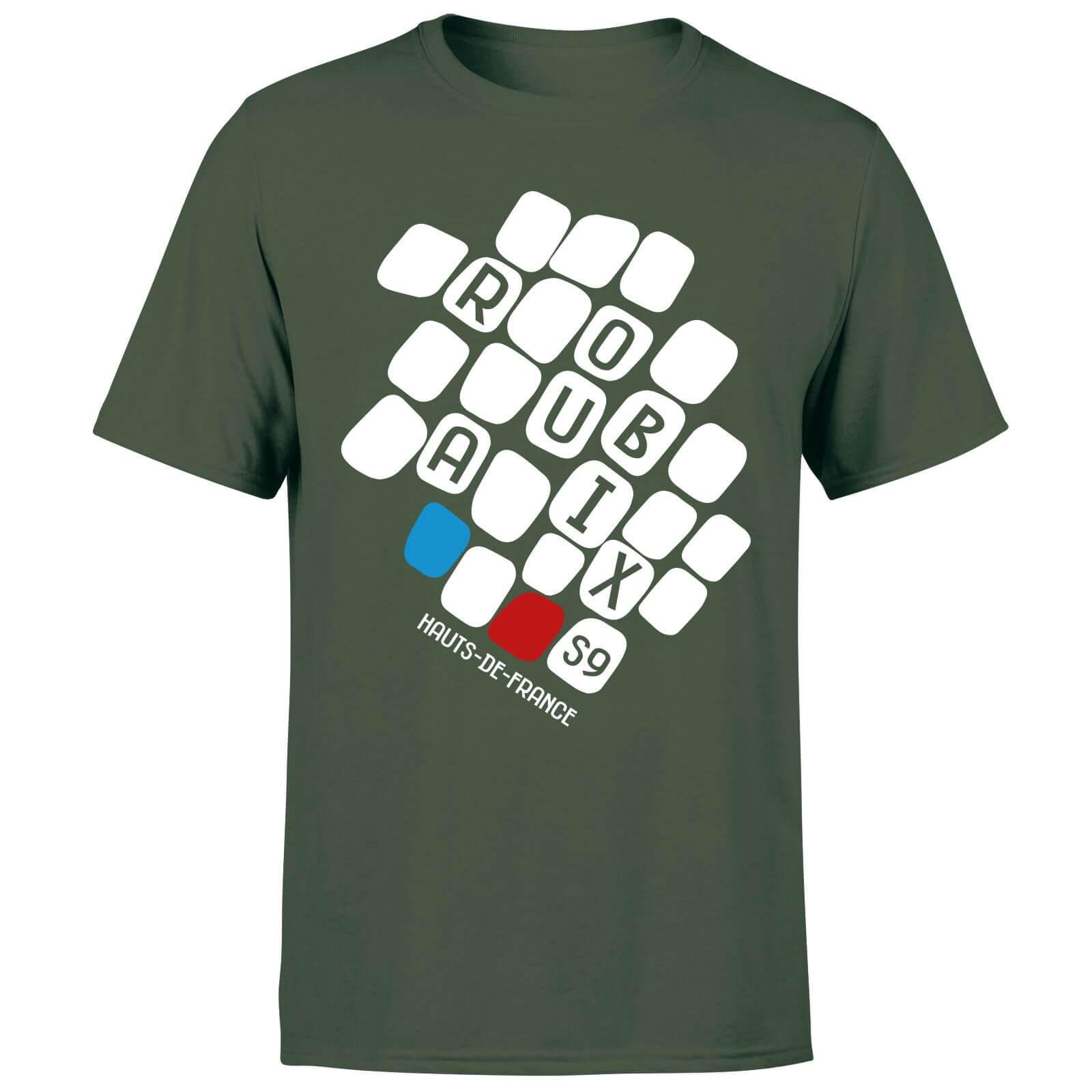 Roubaix Men's T-Shirt - Forest Green - XL - Forest Green