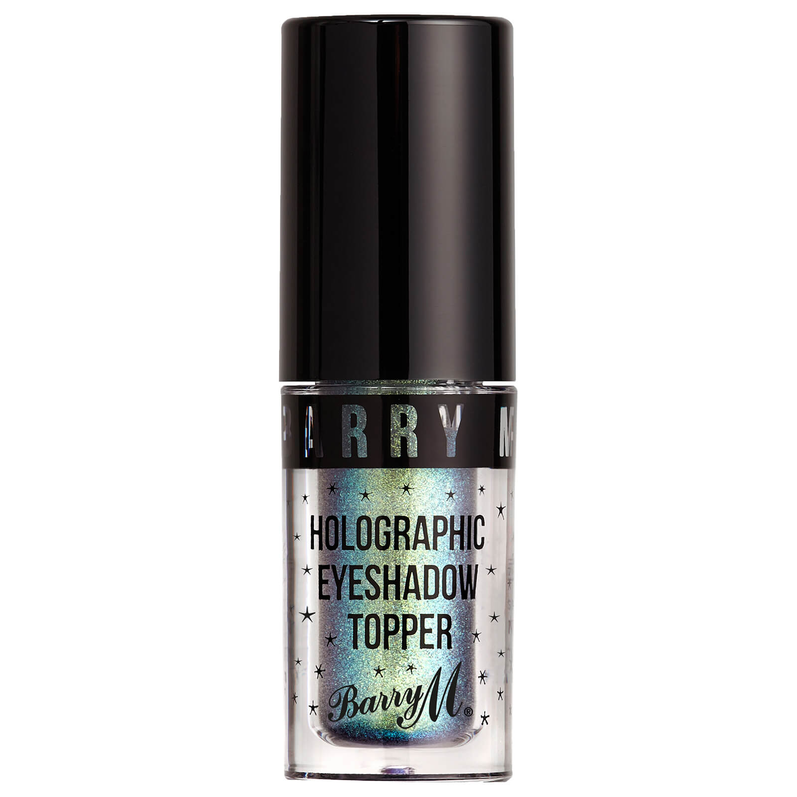 Купить Barry M Cosmetics Holographic Eye Topper (Various Shades) - Green/Gold