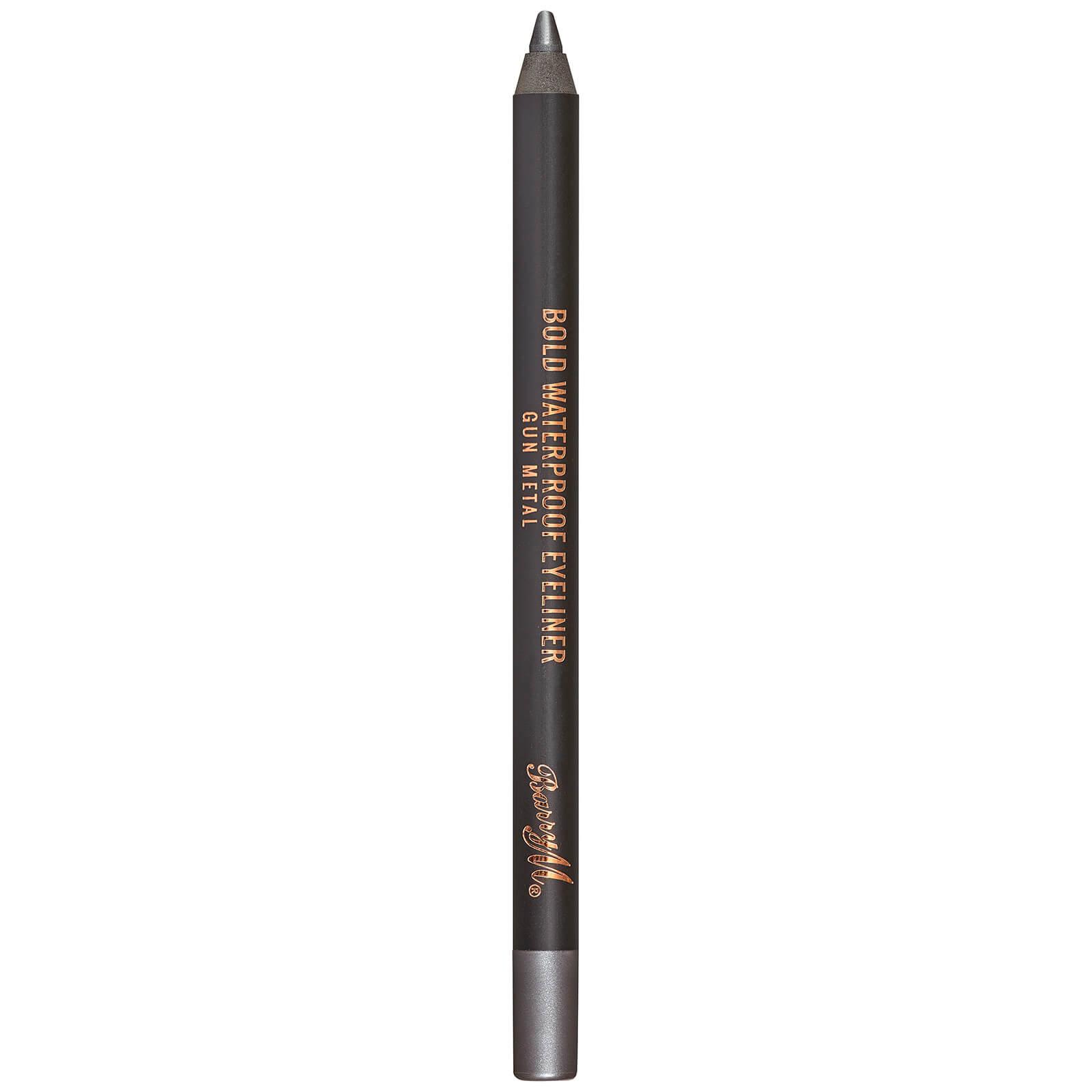 Barry M Cosmetics Bold Waterproof Eyeliner (Various Shades) - Gun Metal