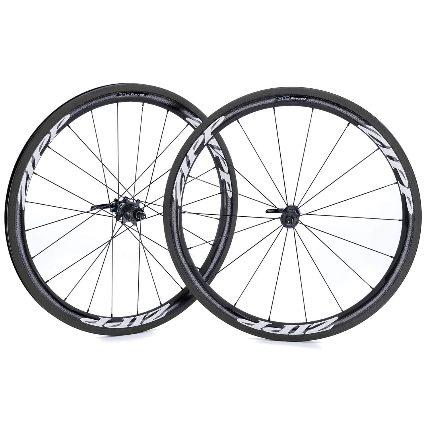 052501c08b3 Zipp 303 Firecrest Carbon Clincher Wheelset 2019 - White - Shimano SRAM