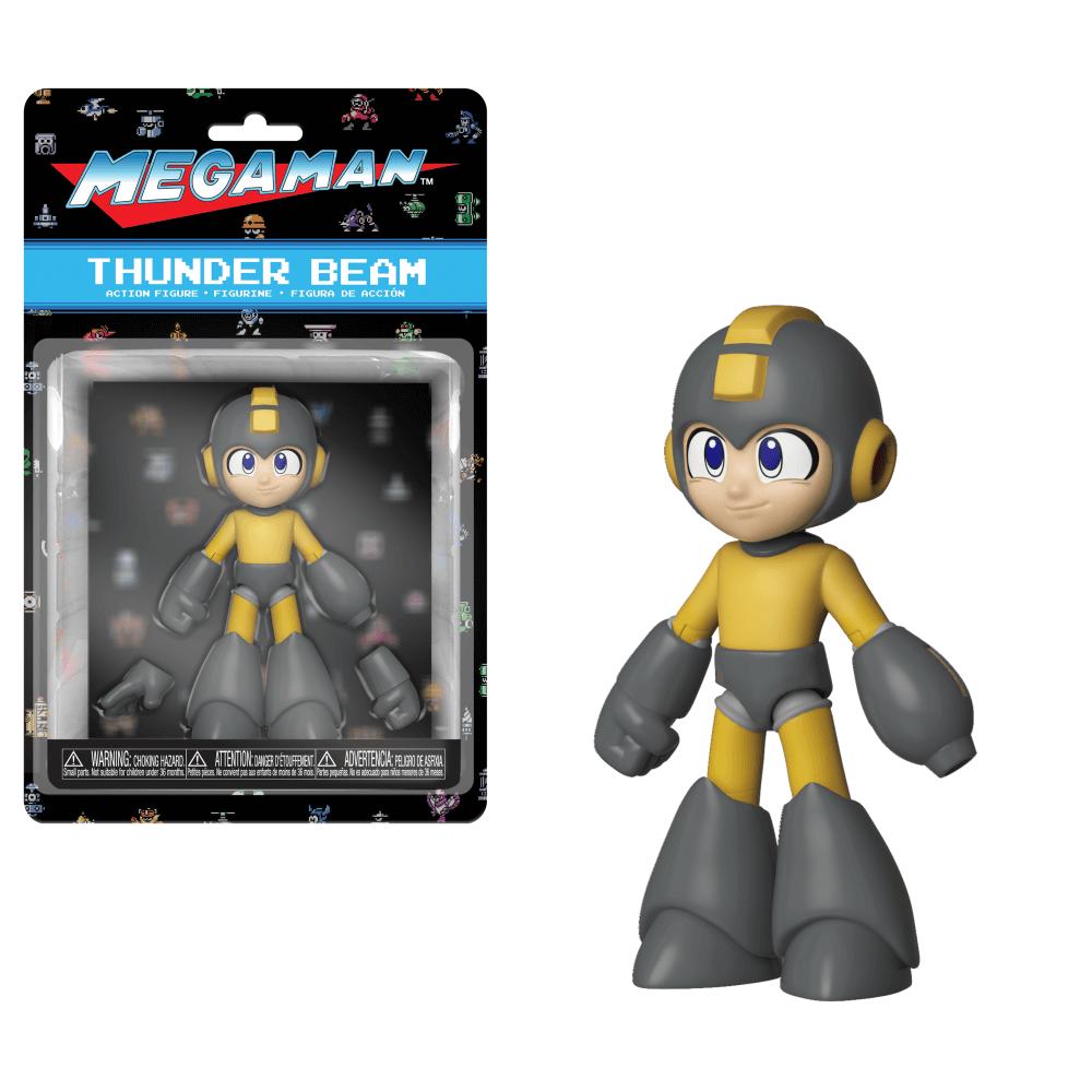 Mega Man Thunder Beam Action Figure