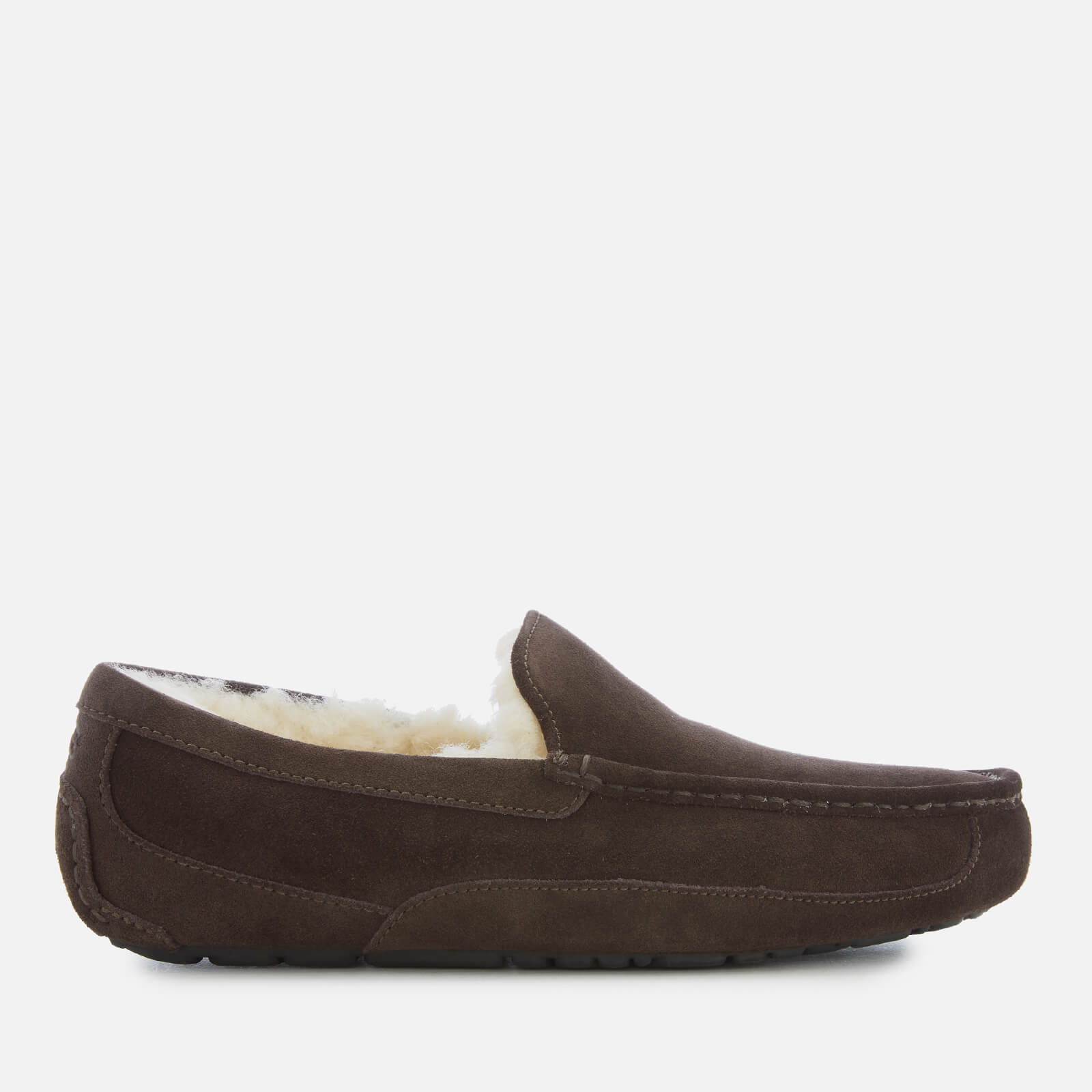 Click to view product details and reviews for Ugg Mens Ascot Suede Slippers Espresso Uk 7.