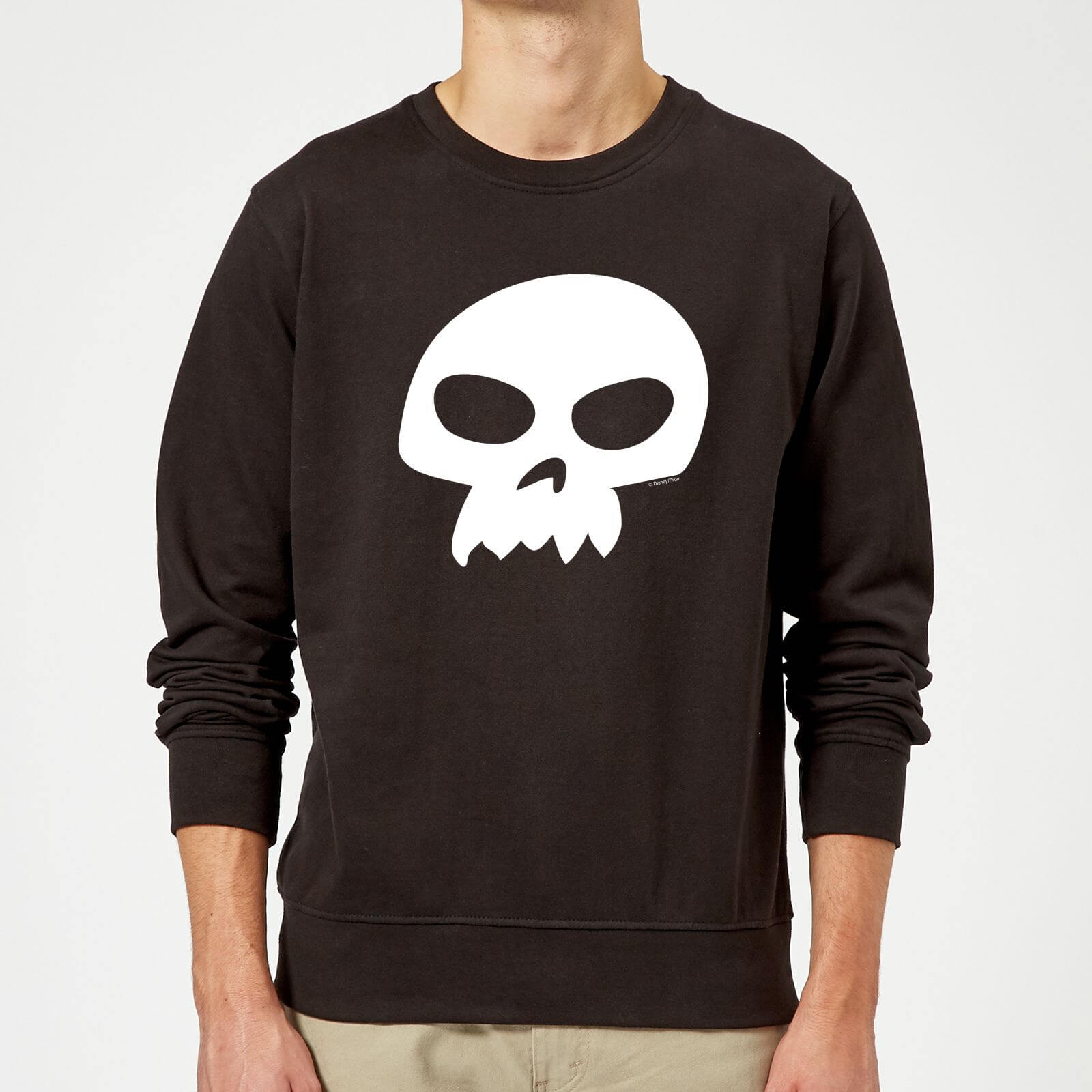 Toy Story Sid's Skull Sweatshirt - Black - L - Black