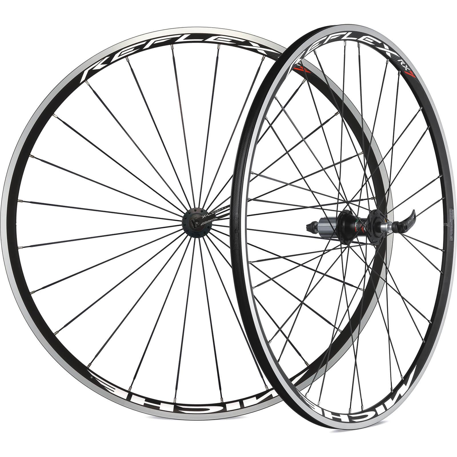 Miche Reflex RX7 Wheelset - Campagnolo - Schwarz