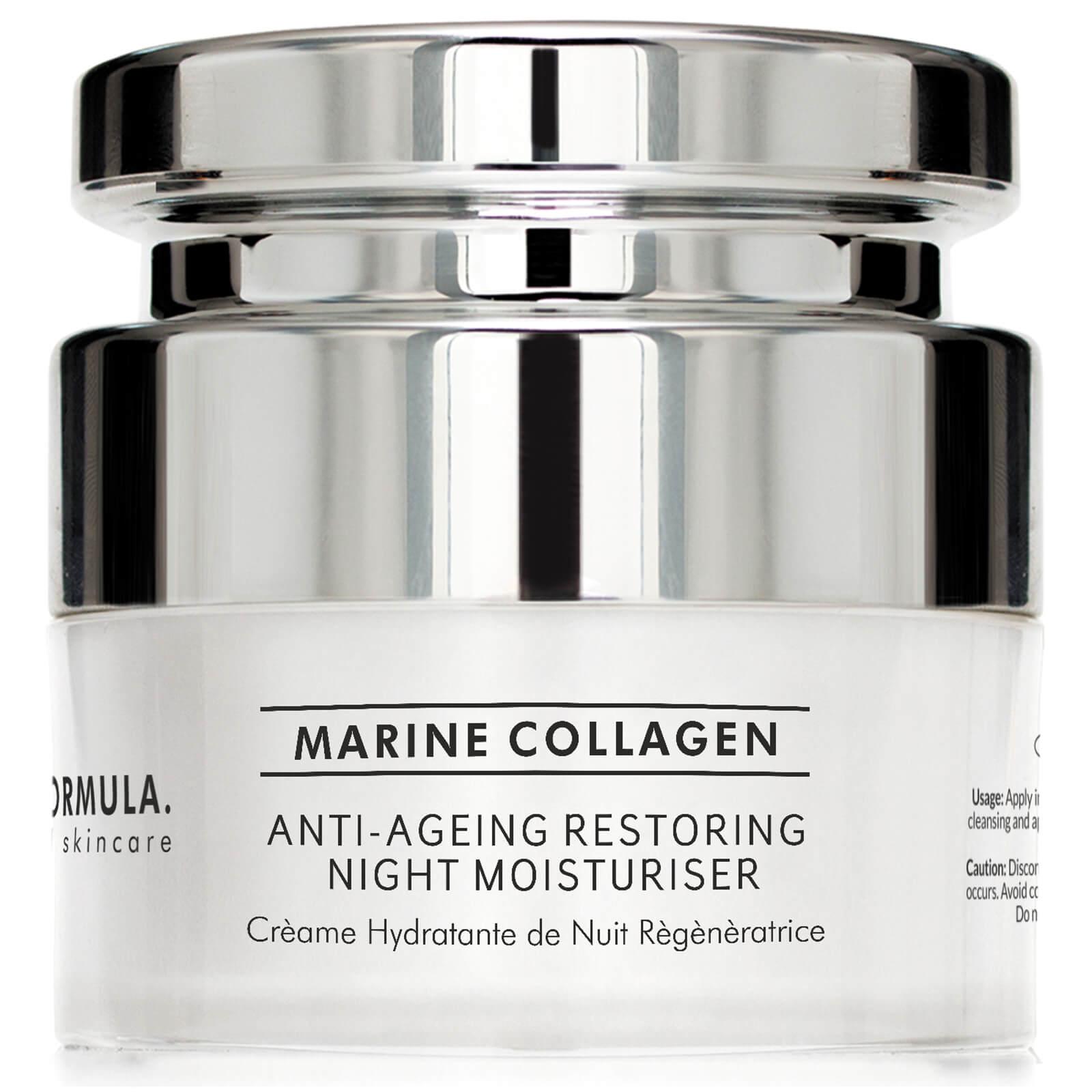 Doctors Formula Marine Collagen Anti-Ageing Restoring Night Moisturiser 50ml