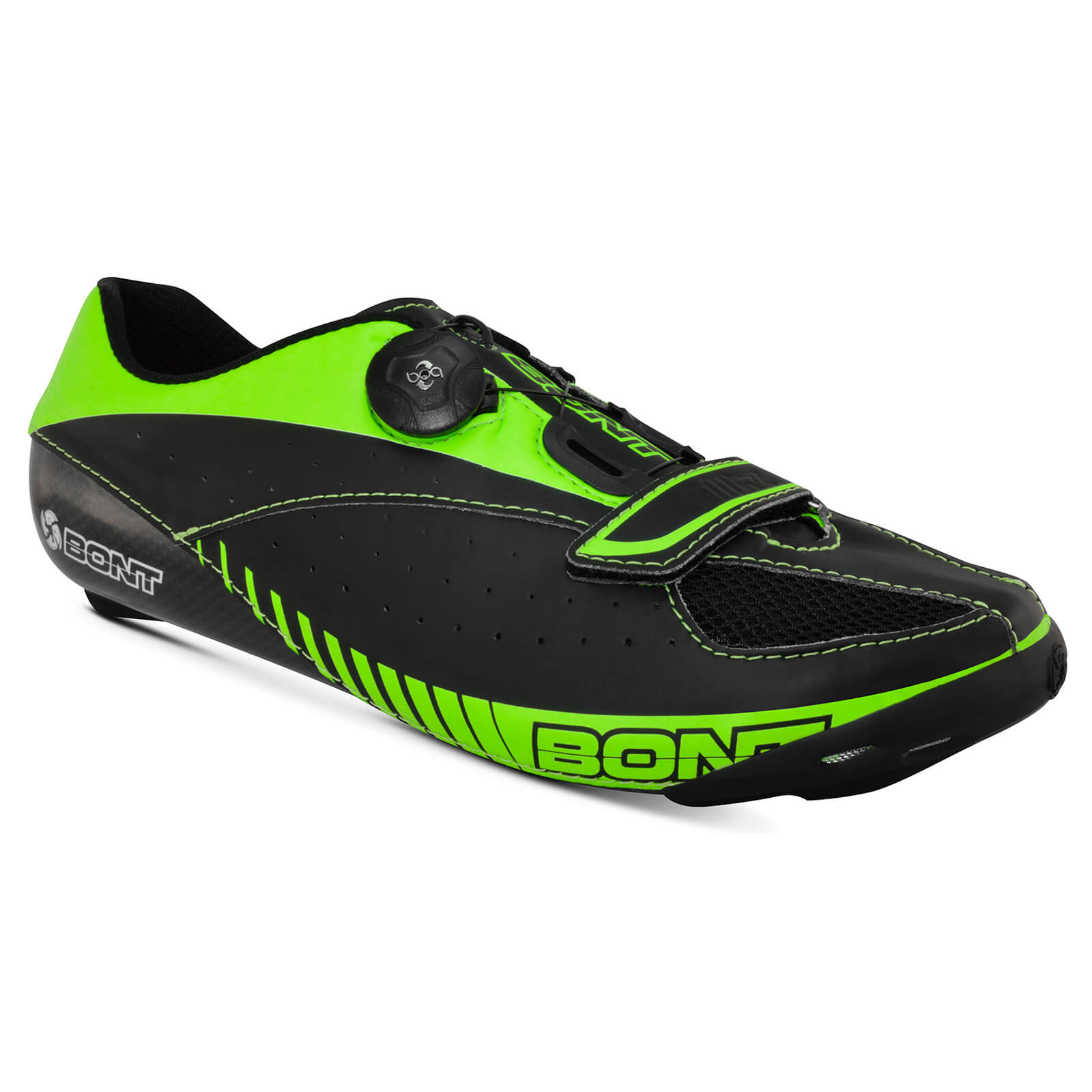 Bont Vaypor S Road Shoes - Eu 46 - Standard Fit - White/gold