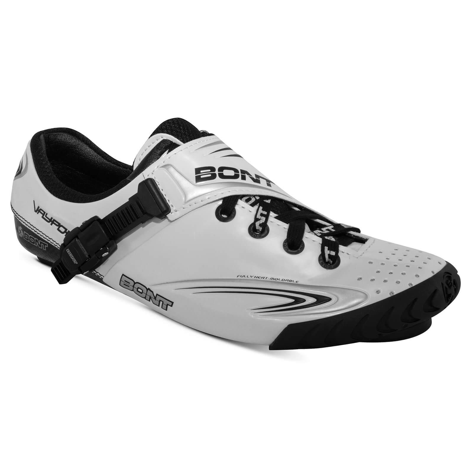Bont Vaypor T Road Shoes - EU 42 - White