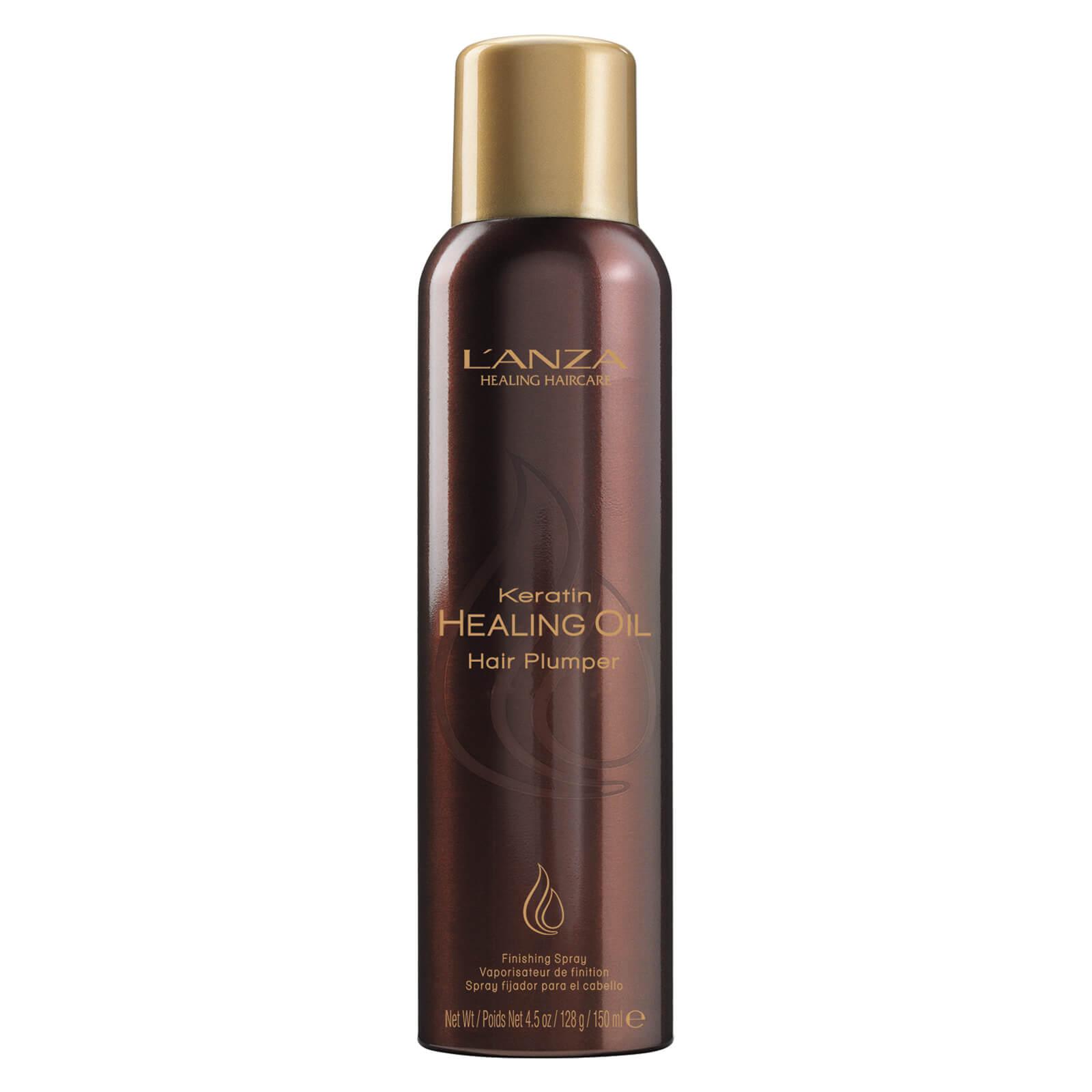 L'Anza Keratin Healing Oil Hair Plumper 150ml