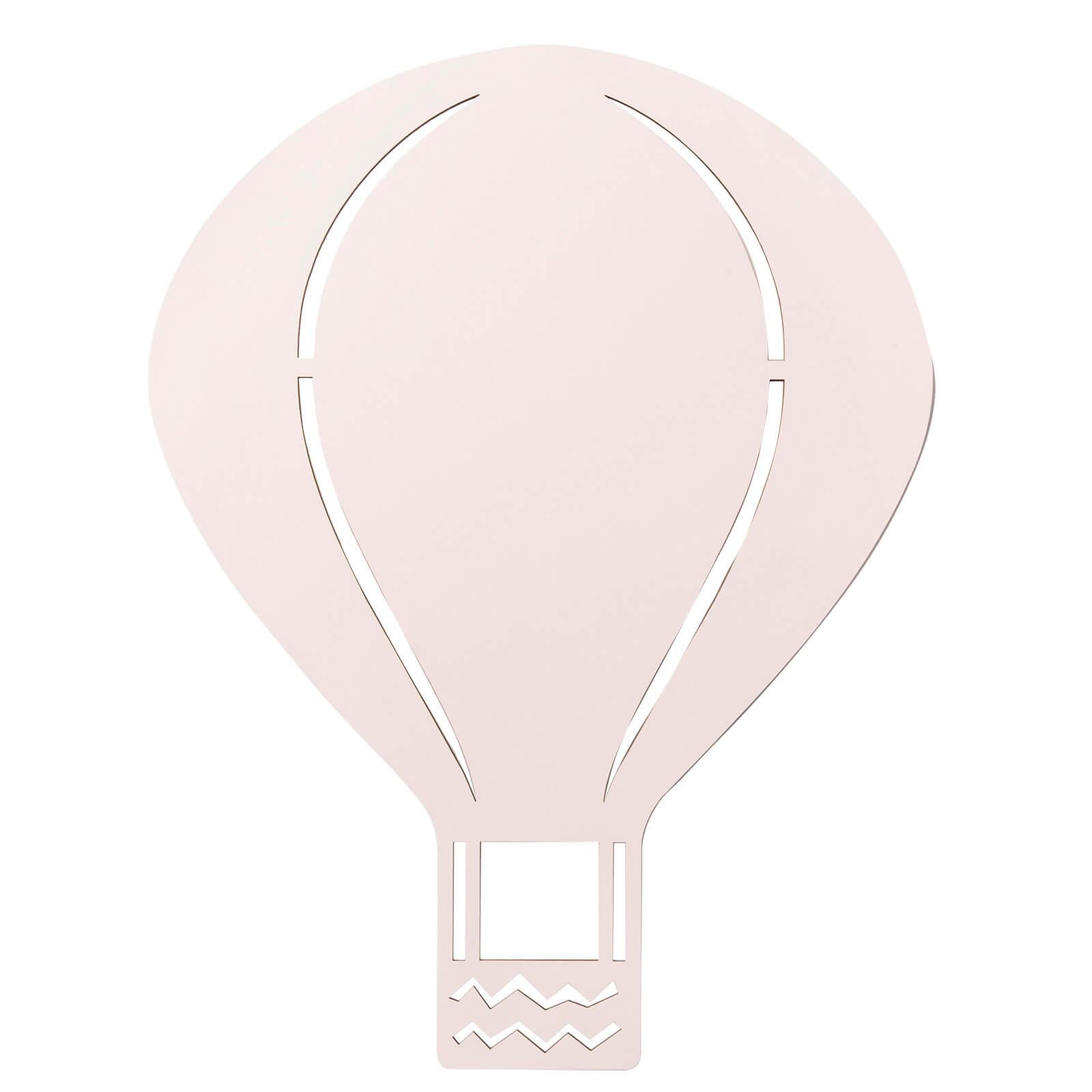 Ferm Living Air Balloon Lamp - Rose