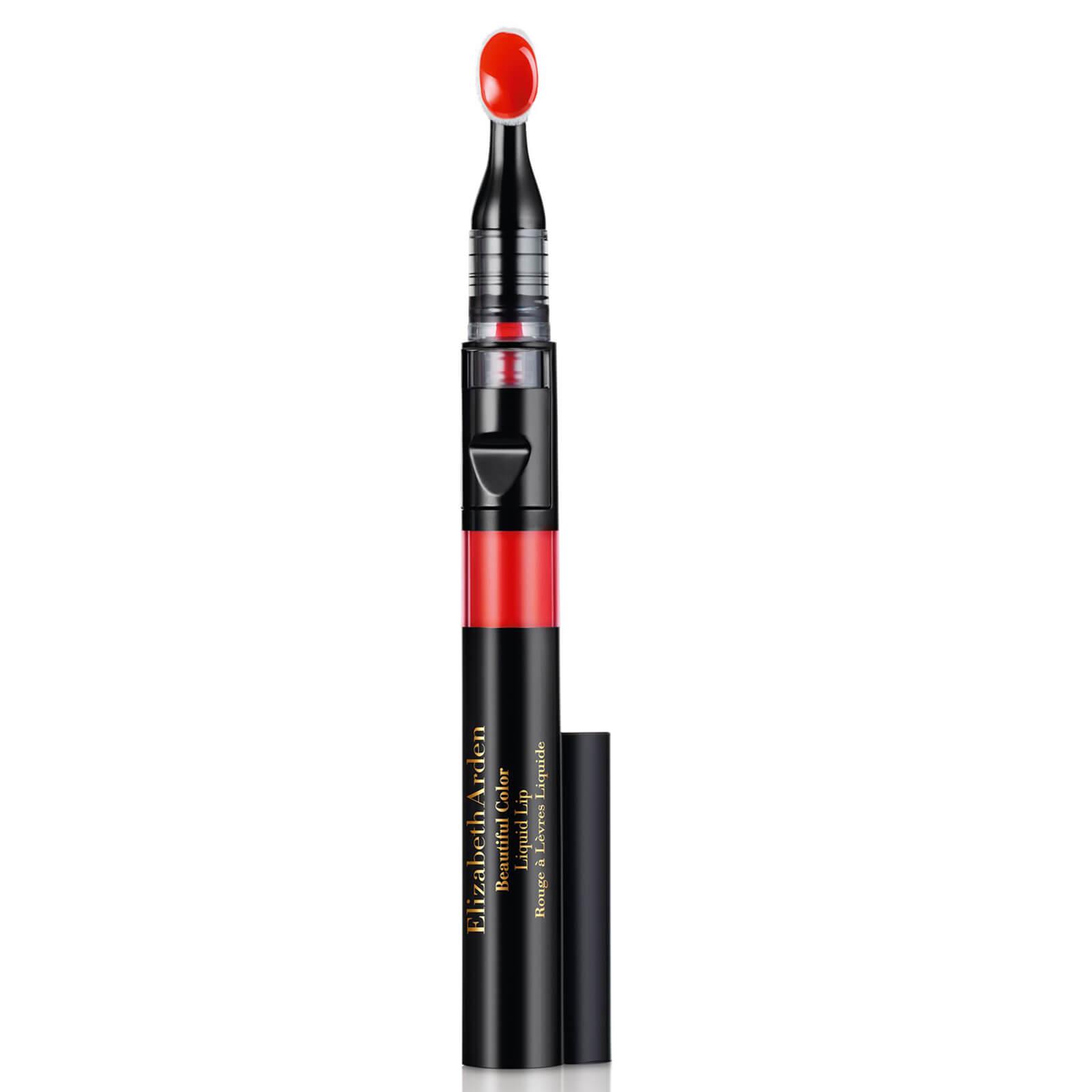 Купить Жидкая губная помада Elizabeth Arden Beautiful Colour Liquid Lipstick - Lacquer Finish 2, 4 мл (различные оттенки) - Coral Infusion