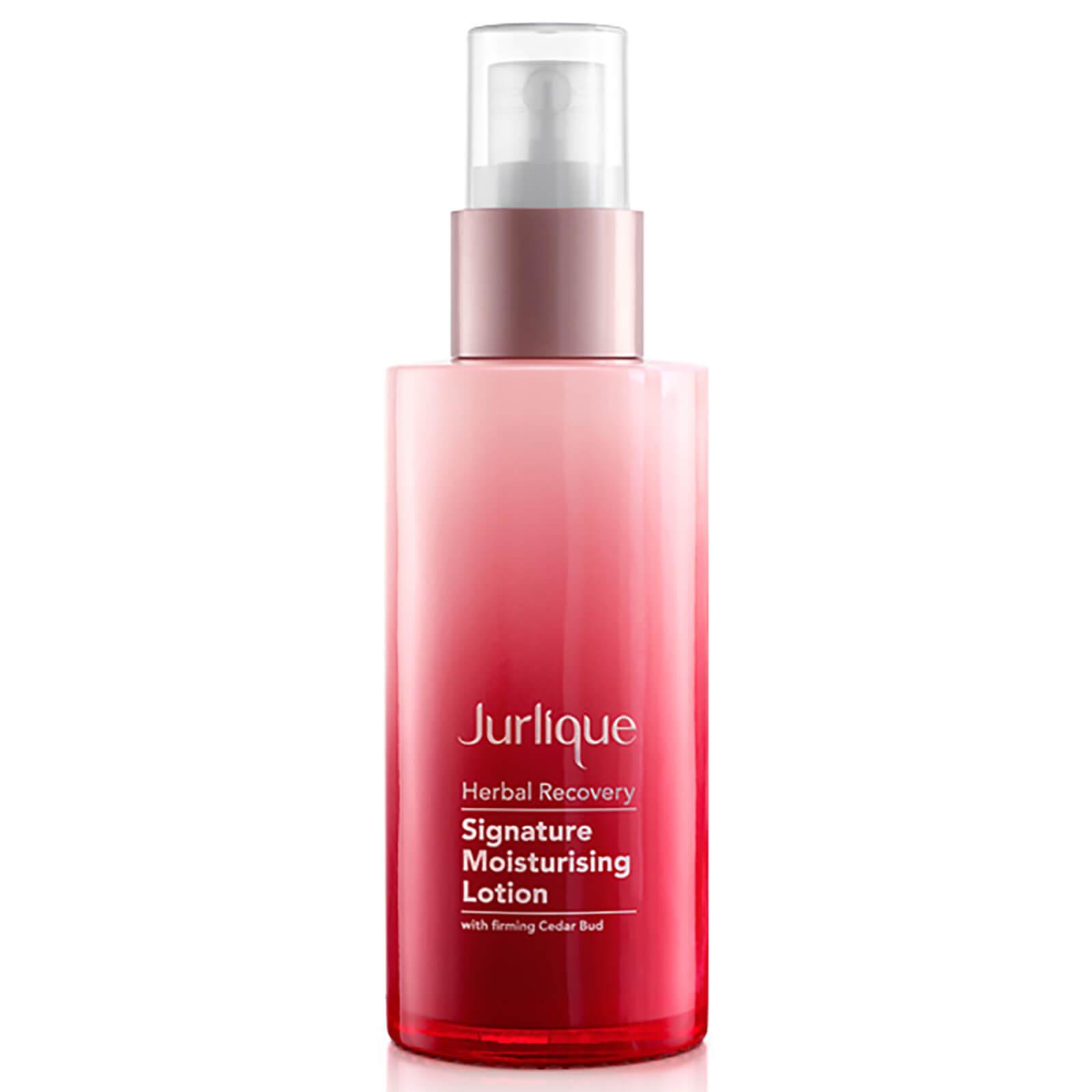 jurlique herbal recovery signature moisturising lotion 50ml