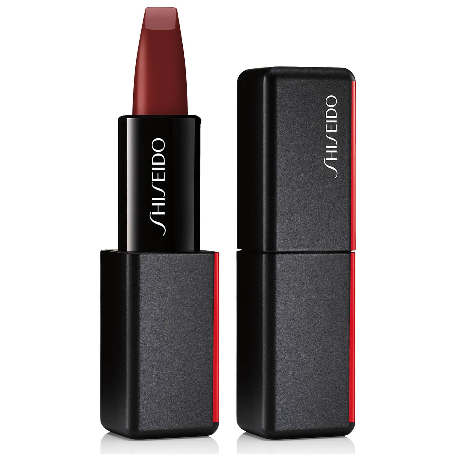 Shiseido ModernMatte Powder Lipstick (Various Shades) - Lipstick Nocturnal 521