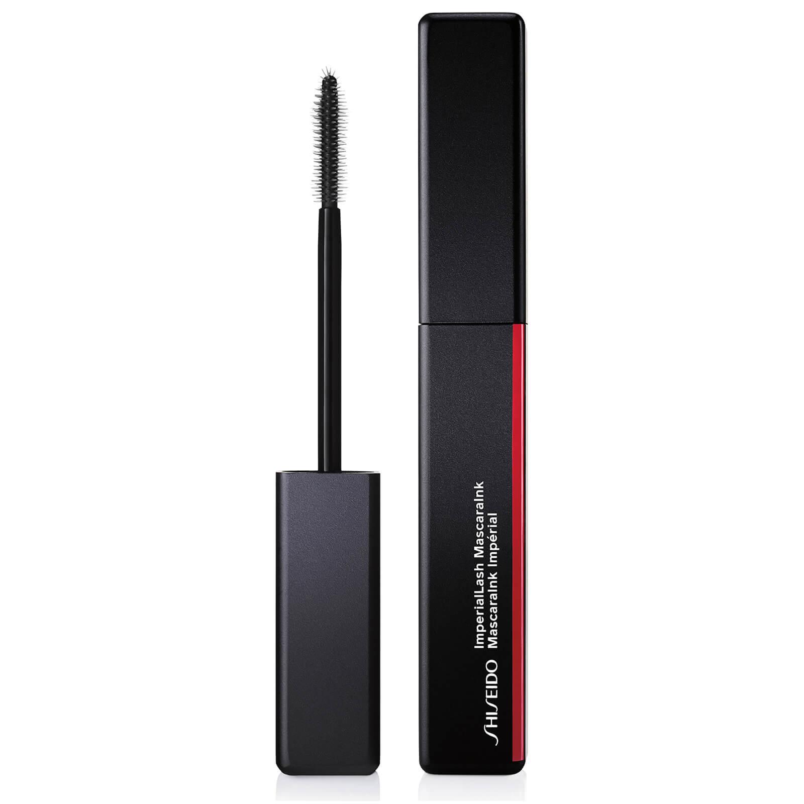 Купить Тушь-Империал MascaraInk: длина, объем, разделение Shiseido ImperialLash MascaraInk - Sumi Black 01