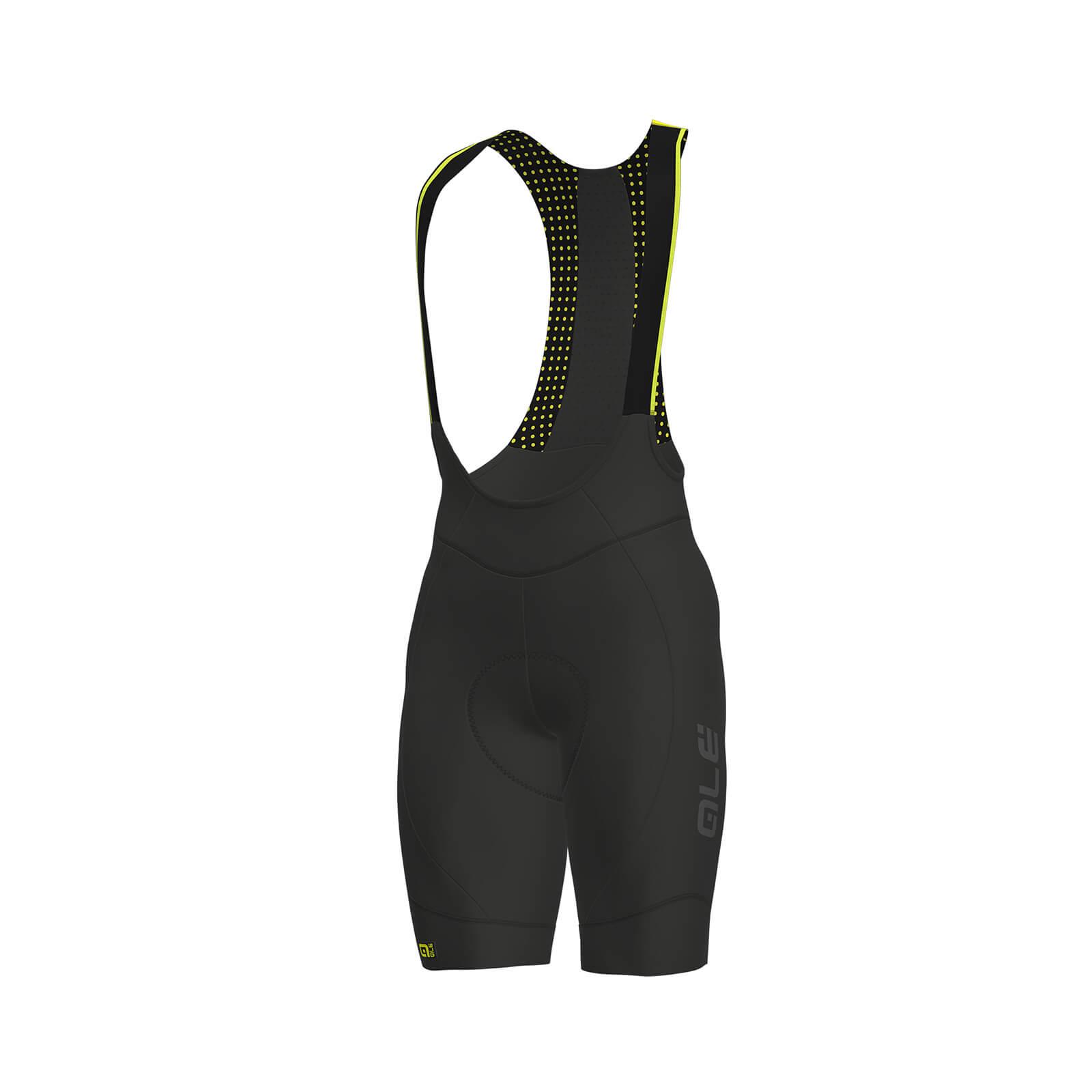 Alé Clima Winter Bib Shorts - L - Black