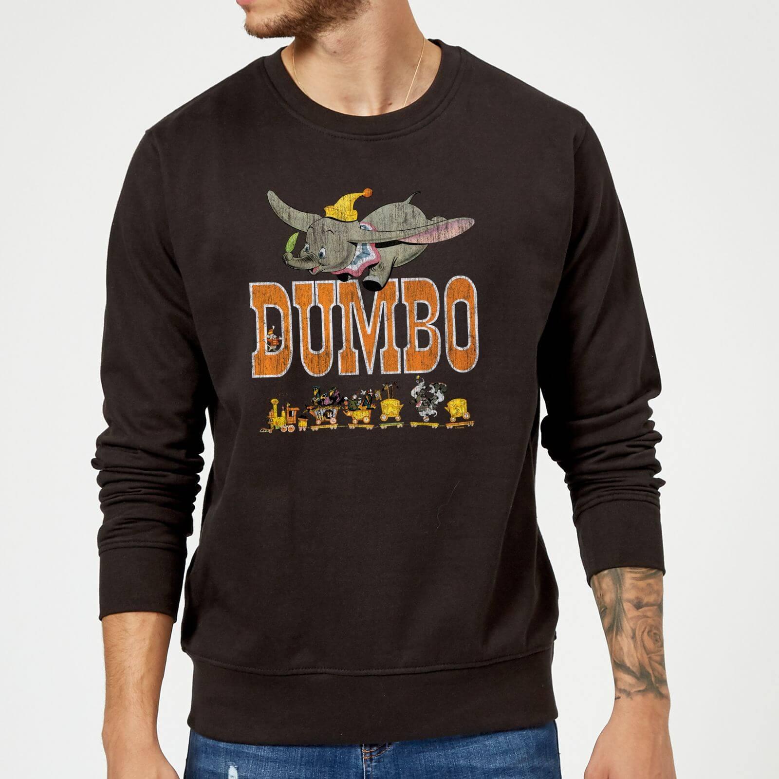 Disney Dumbo The One The Only Sweatshirt - Black - 5XL - Black