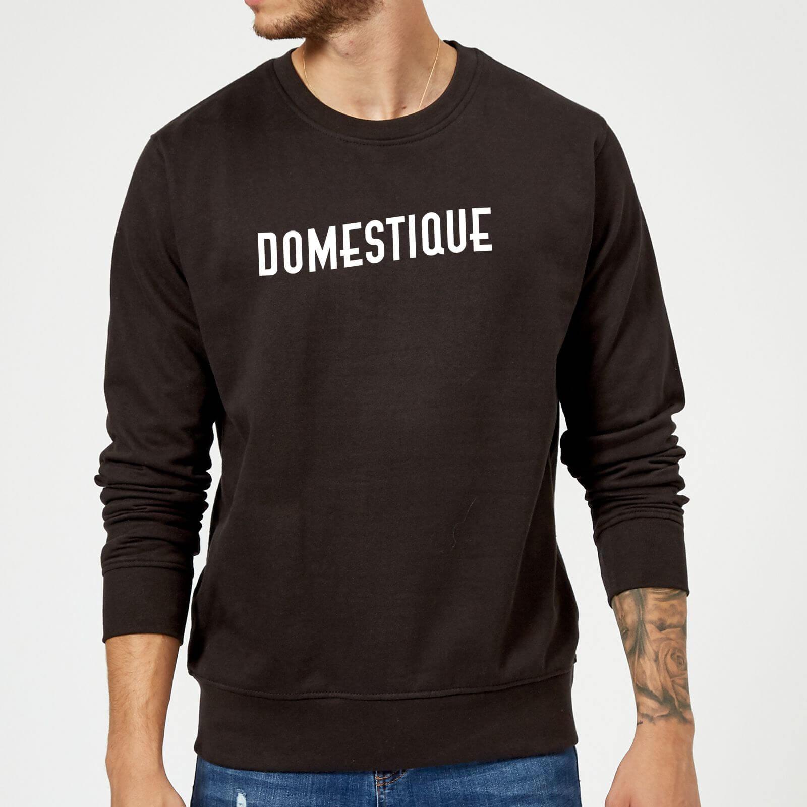 Domestique Sweatshirt - XXL - Grau