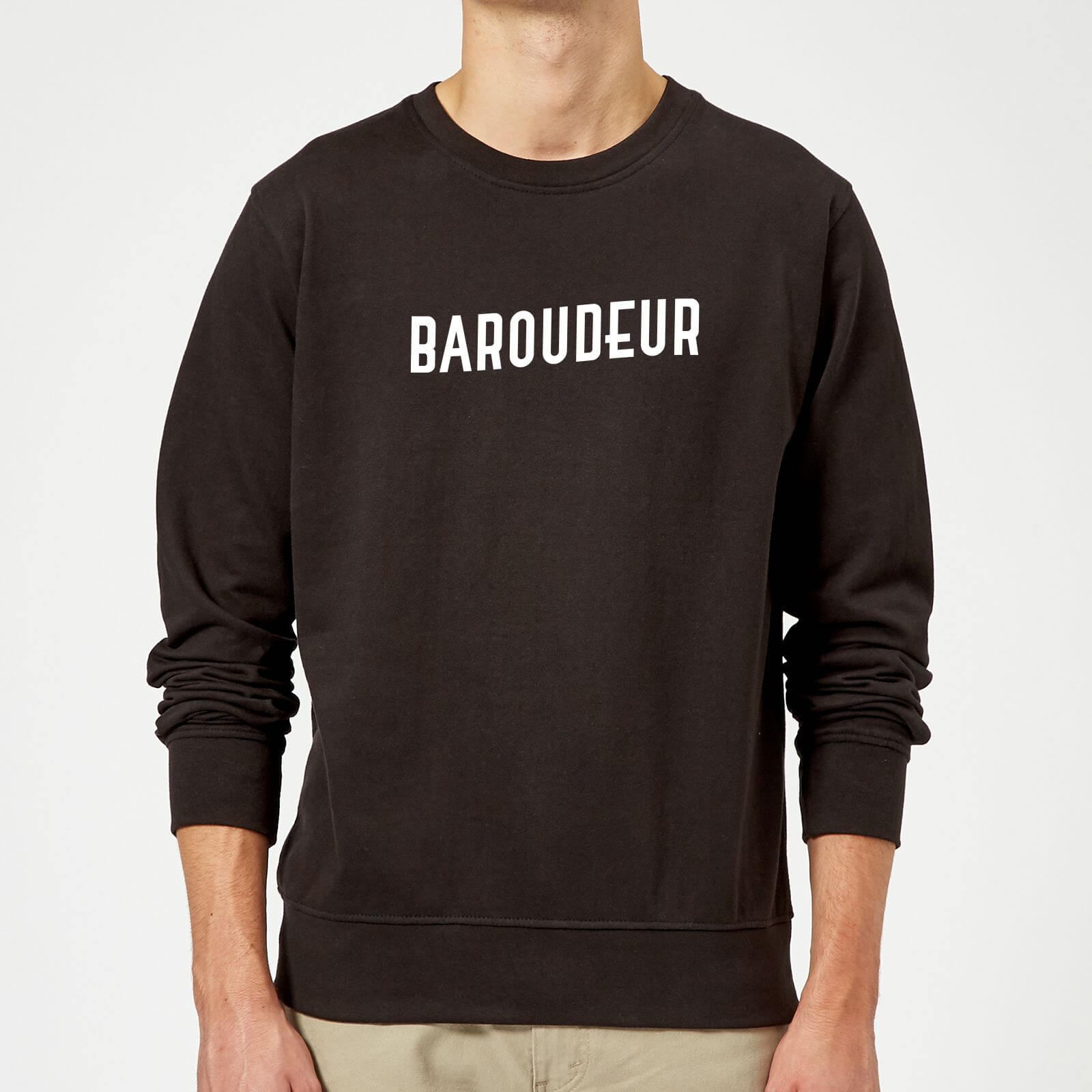 Baroudeur Sweatshirt - XL - Grey