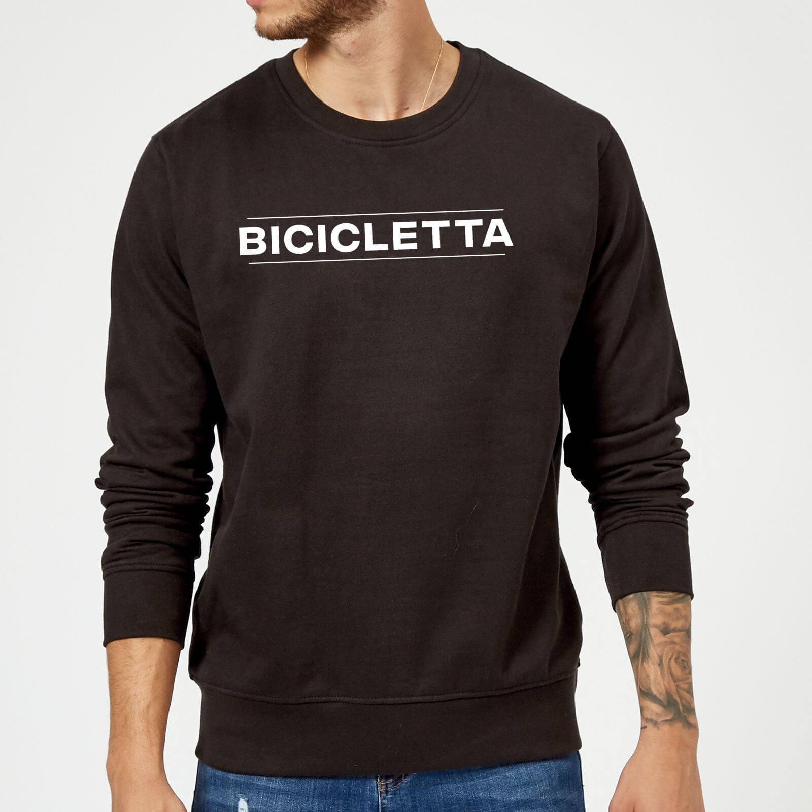 Bicicletta Sweatshirt - M - Grey