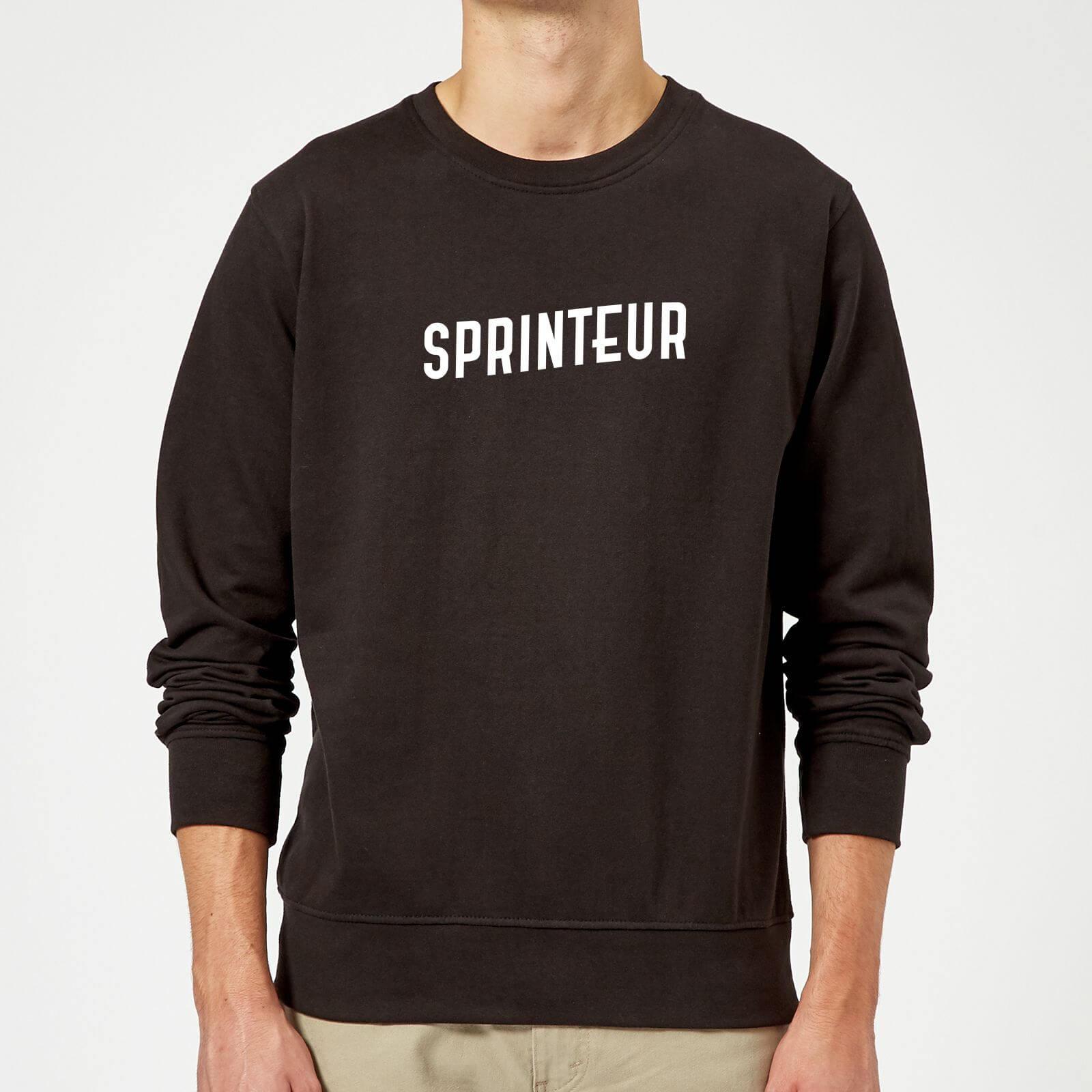 Sprinteur Sweatshirt - S - Grey