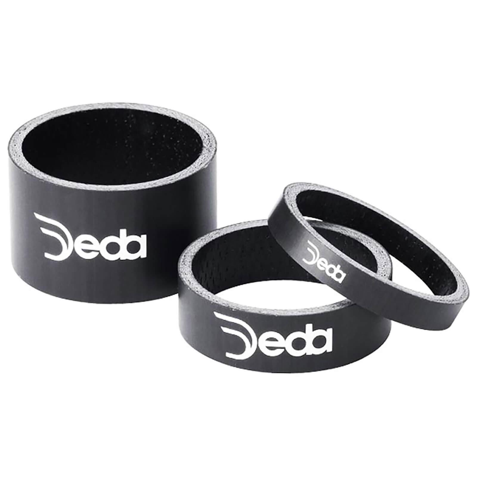 Deda Gravel100 Rhm Handlebars - 46cm - Black/black