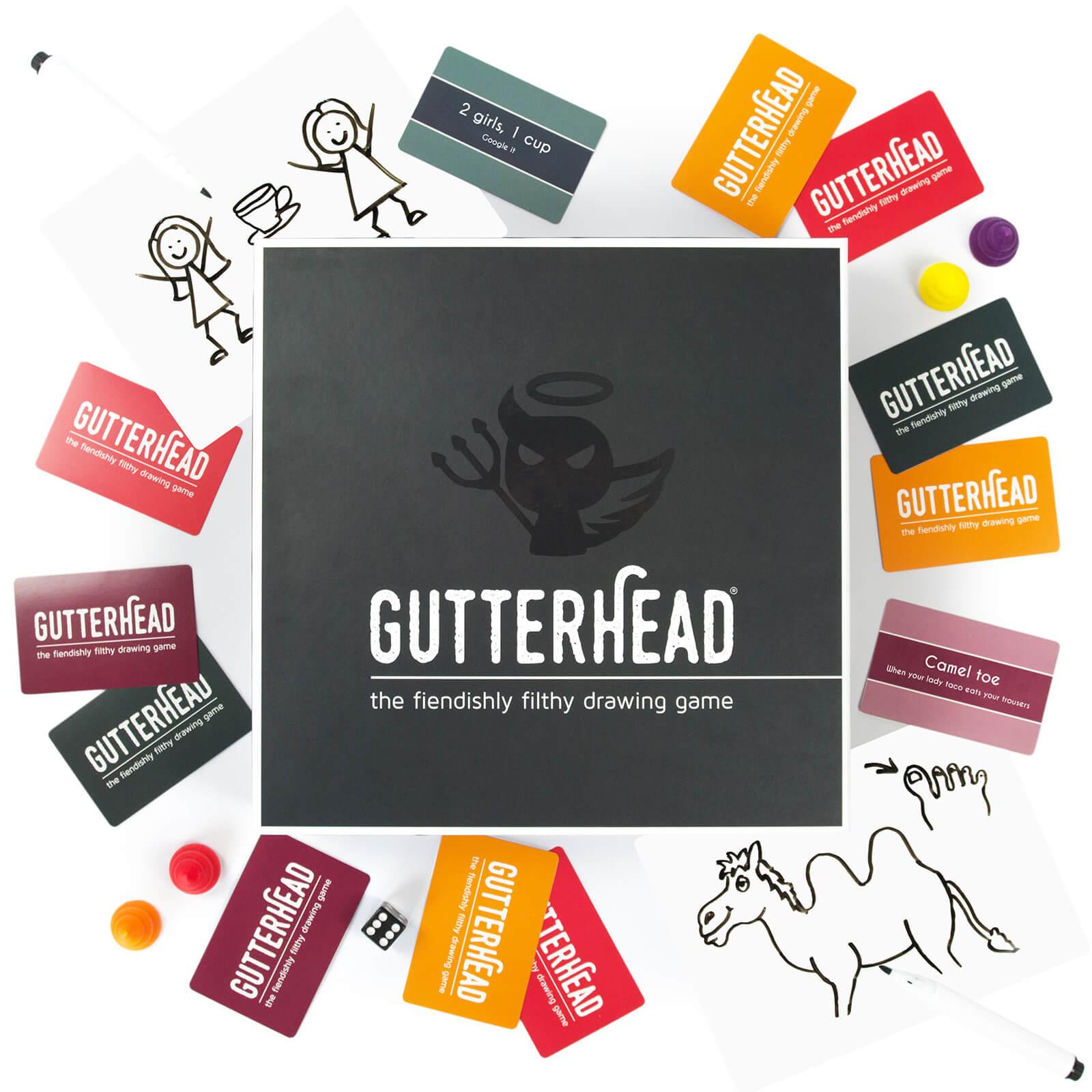 Image of Gutterhead Game