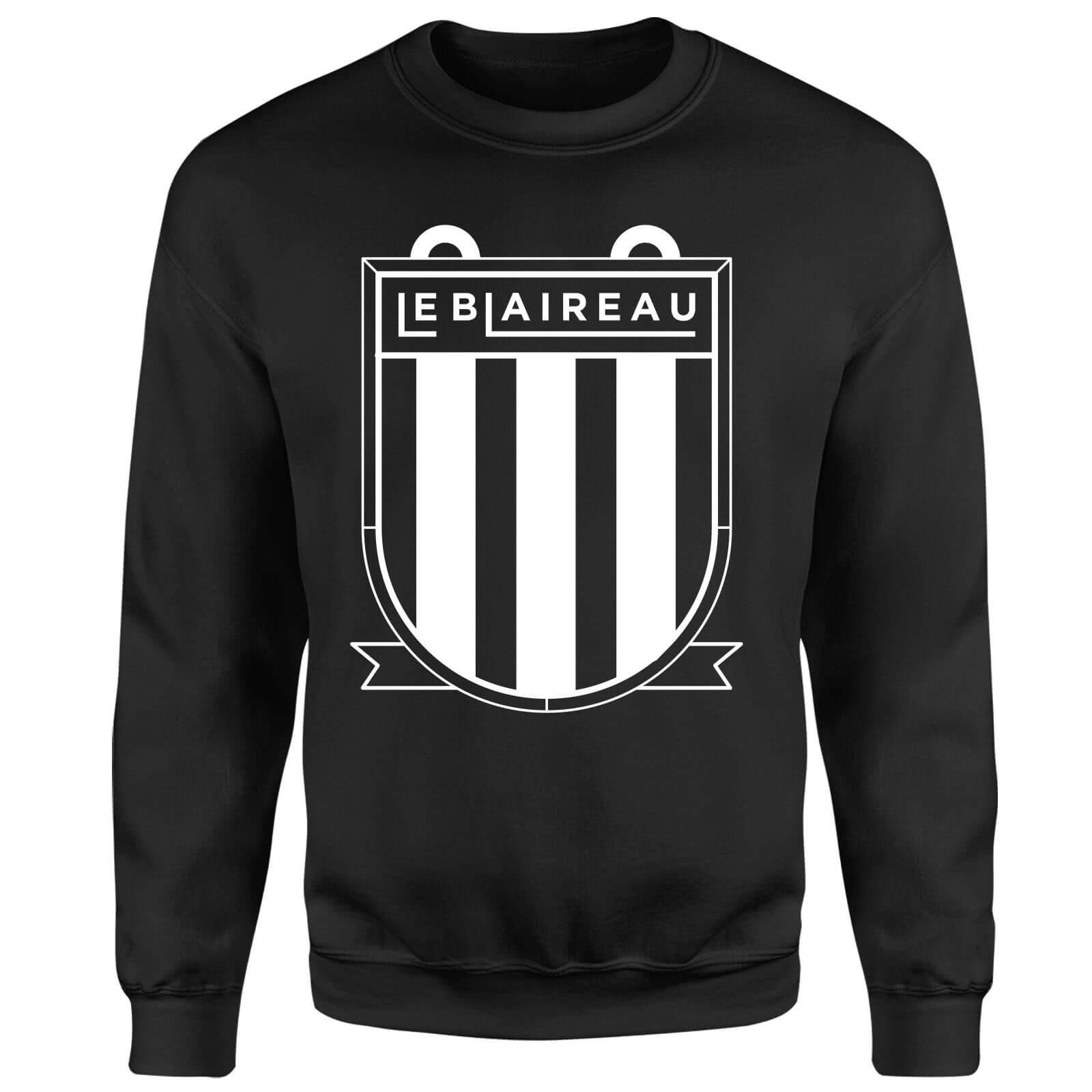Le Blaireau Sweatshirt - M - Schwarz