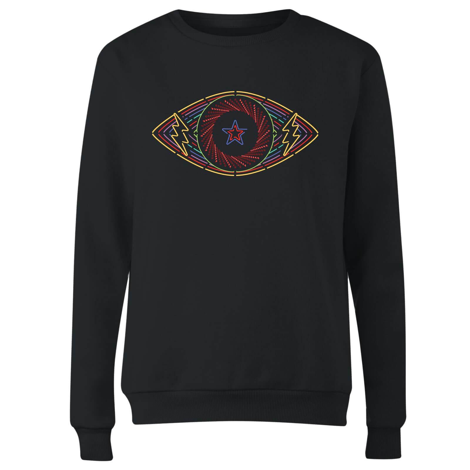 Celebrity Big Brother Eye Women's Sweatshirt - Black - 5XL - Black