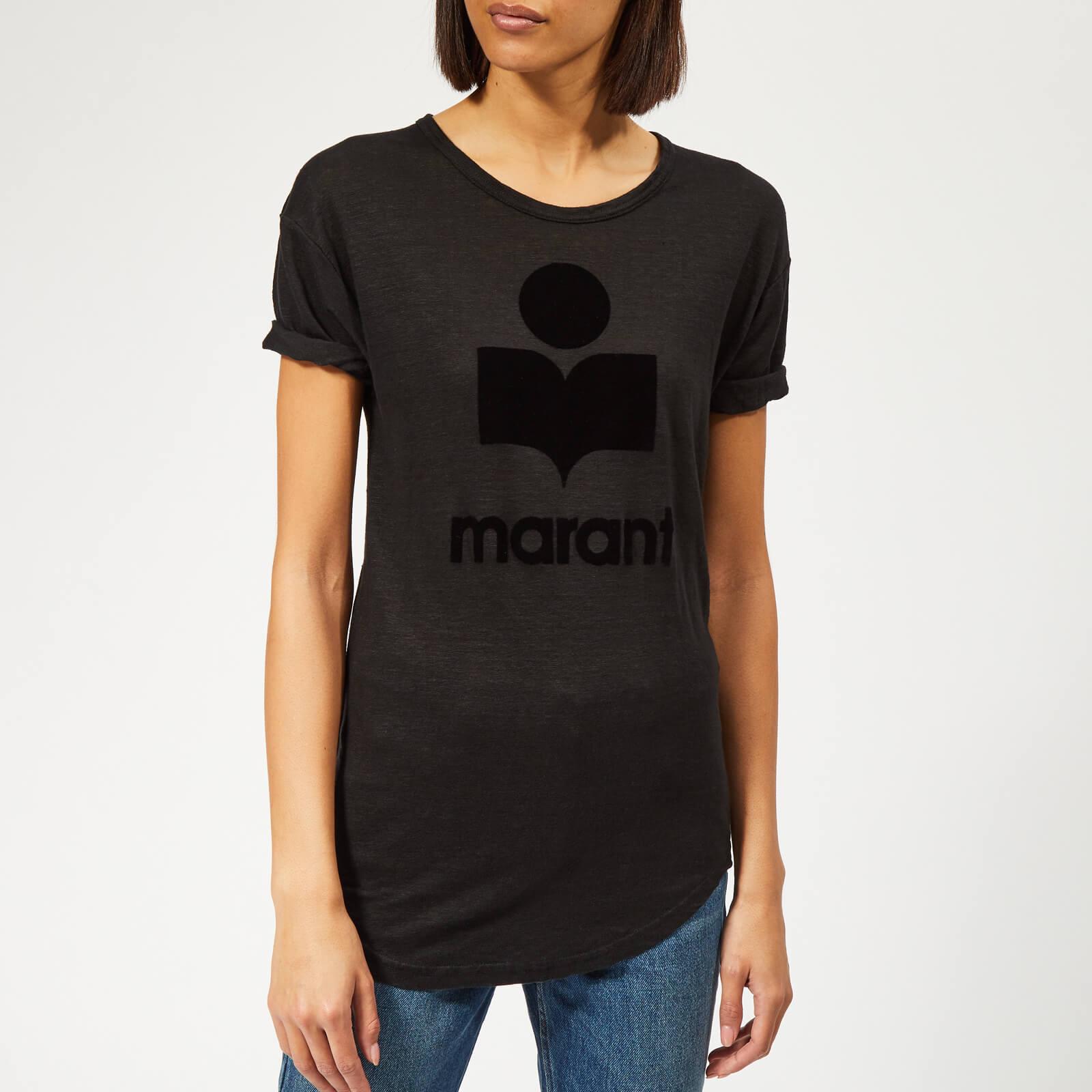 Isabel Marant Étoile Women's Koldi T-Shirt - Black - XS