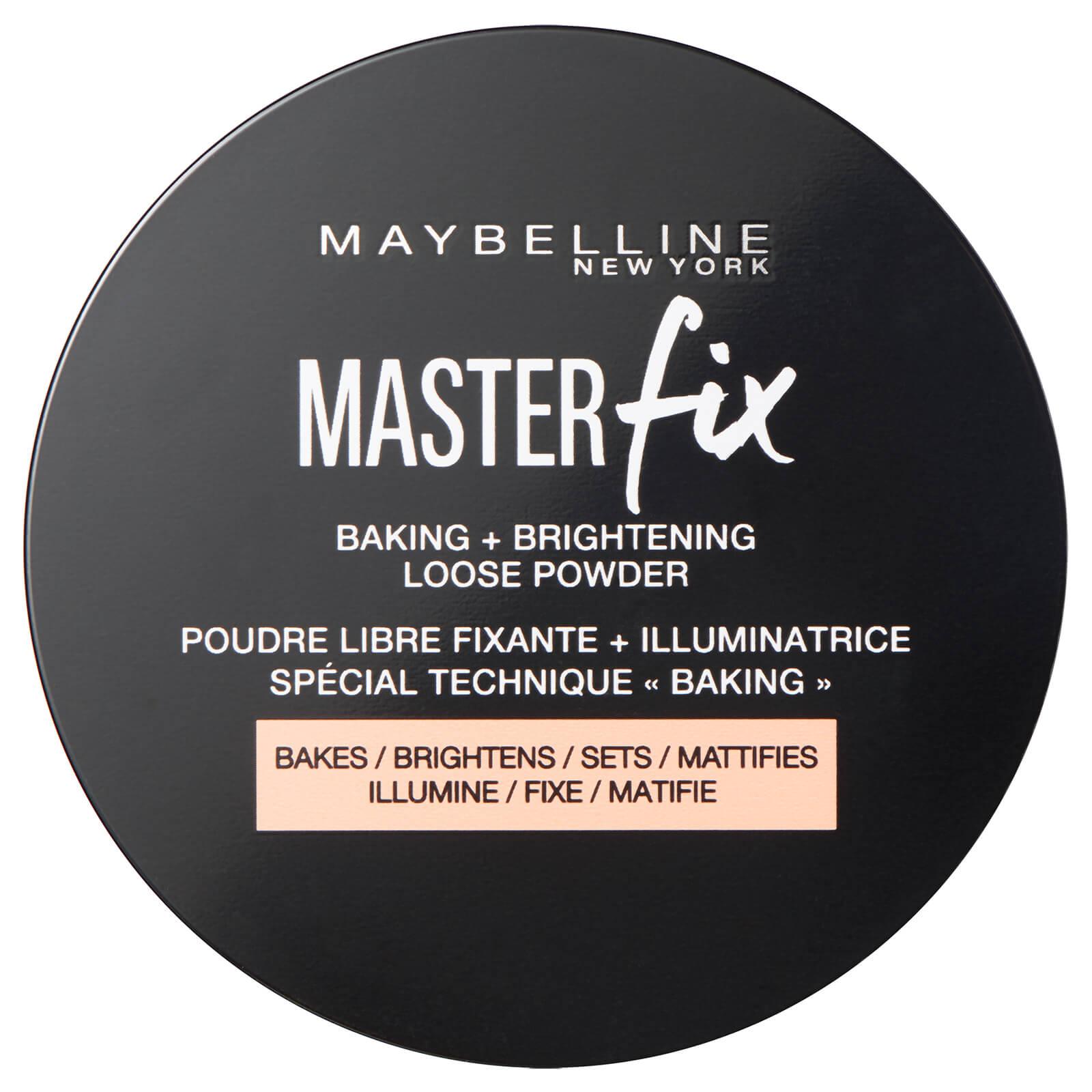 Купить Maybelline Face Studio Loose Setting Powder Banana (6g) - Banana