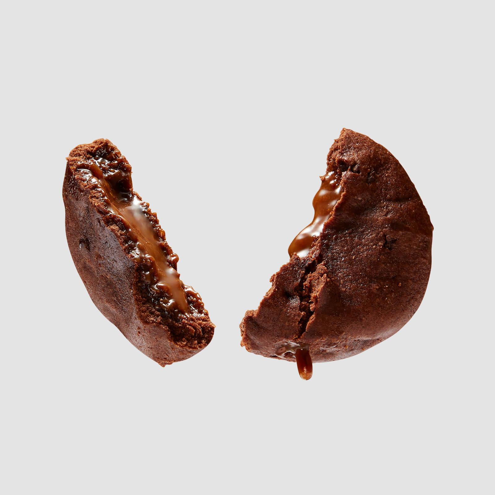 Cookie protéiné fourré - Double Chocolat & Caramel