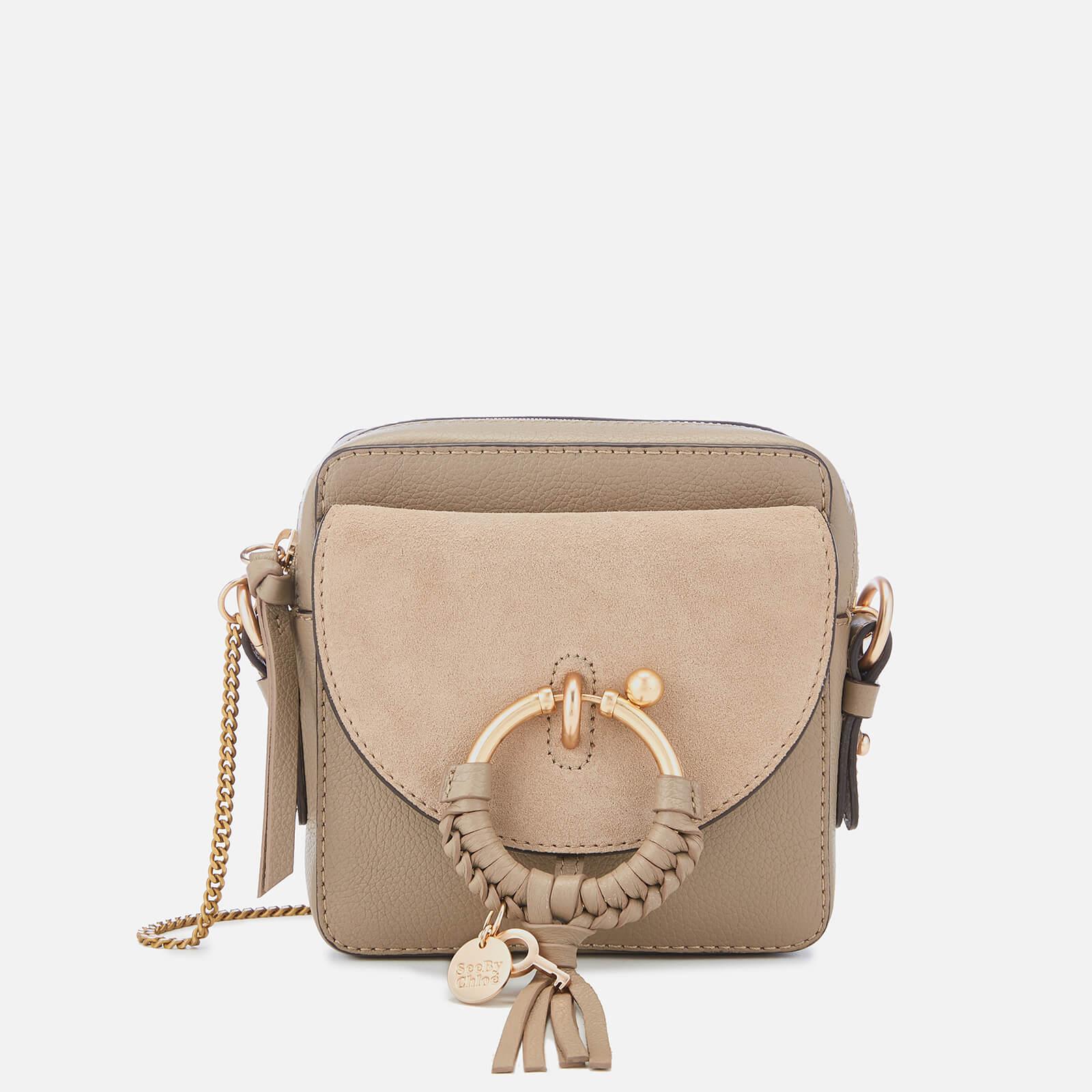 See by Chloé Women's Joan Camera Bag - Motty Grey