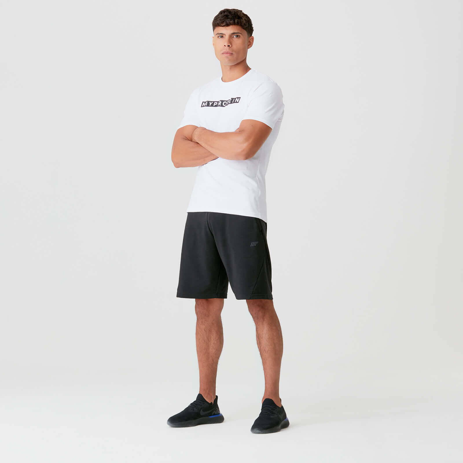 MP Mens The Original T-Shirt - White - L