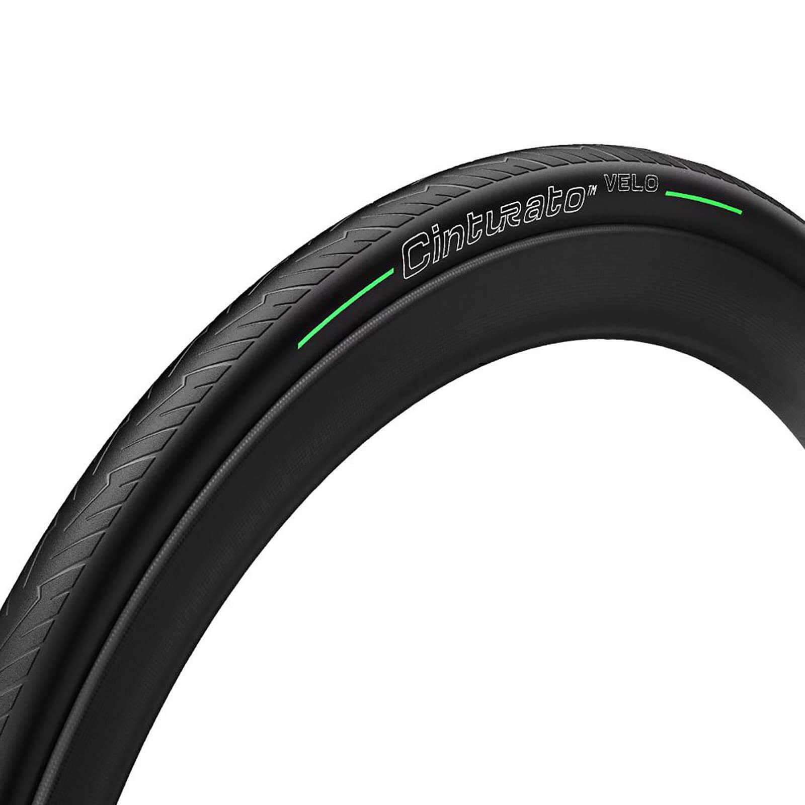 Pirelli Cinturato Velo Tubeless Ready Folding Road Tire - 700x26c